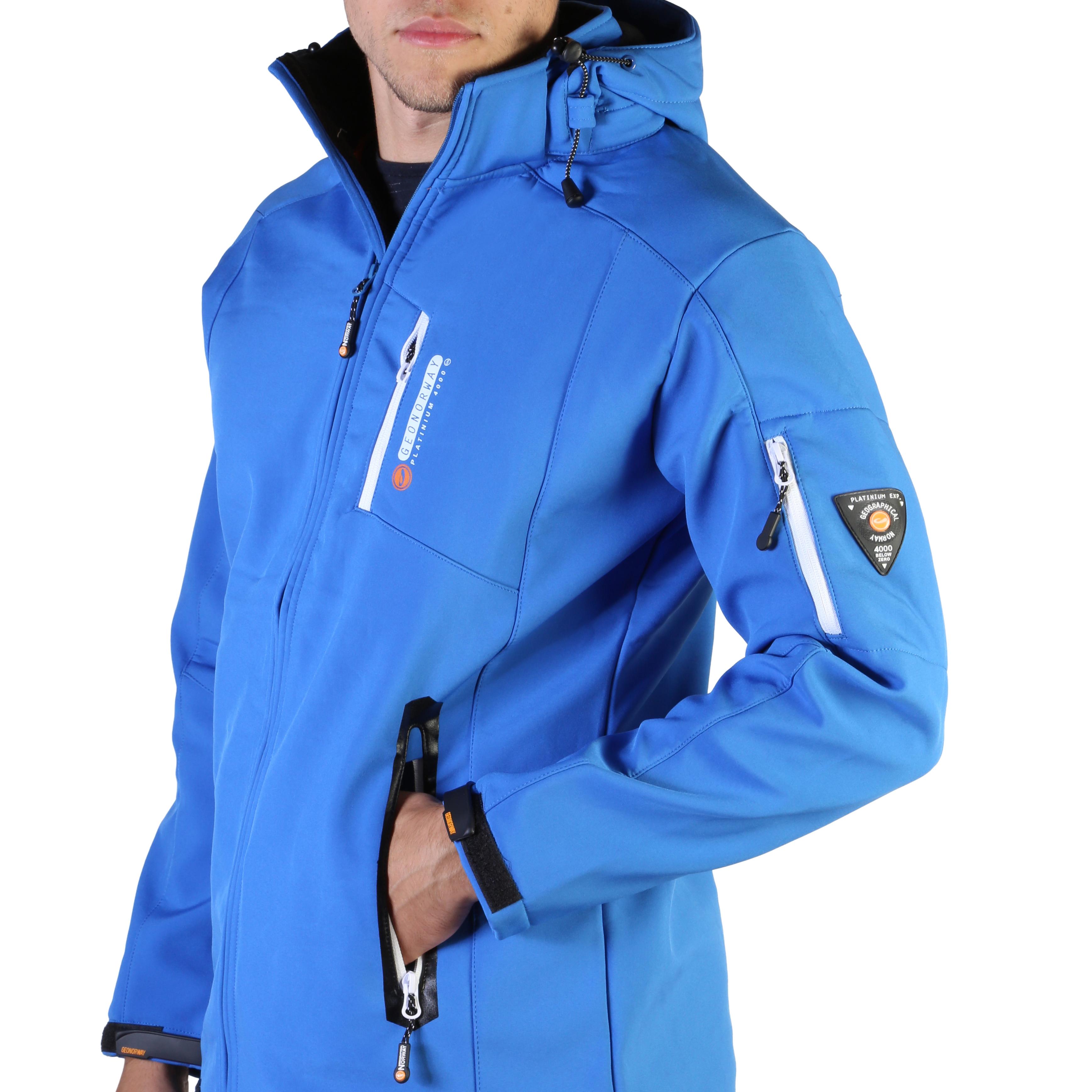 Vestes & blousons  Geographical norway Tichri_manTichri_man_blue blue