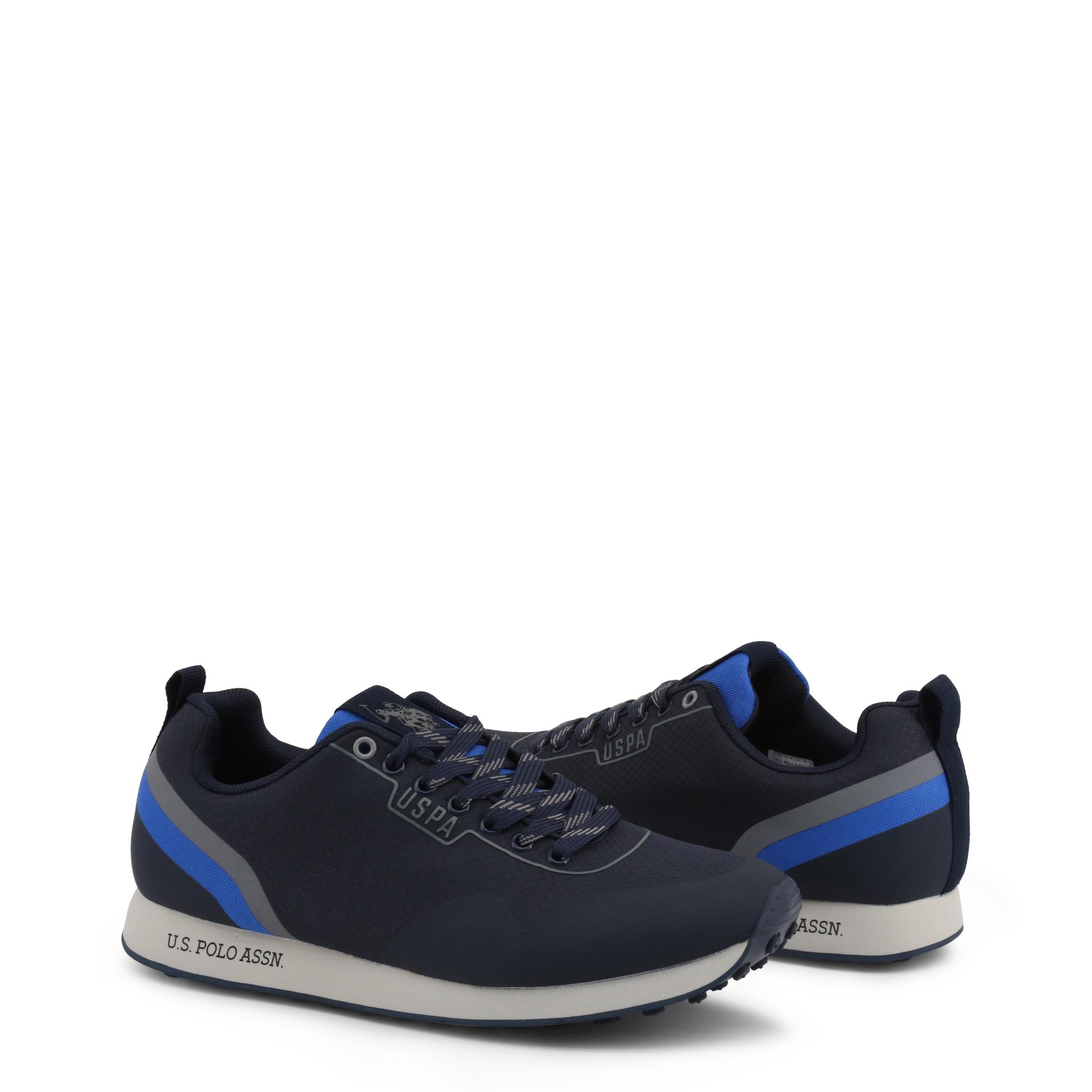 Baskets / Sport  U.S. Polo Assn. FLASH4119W9_T1_DKBL blue