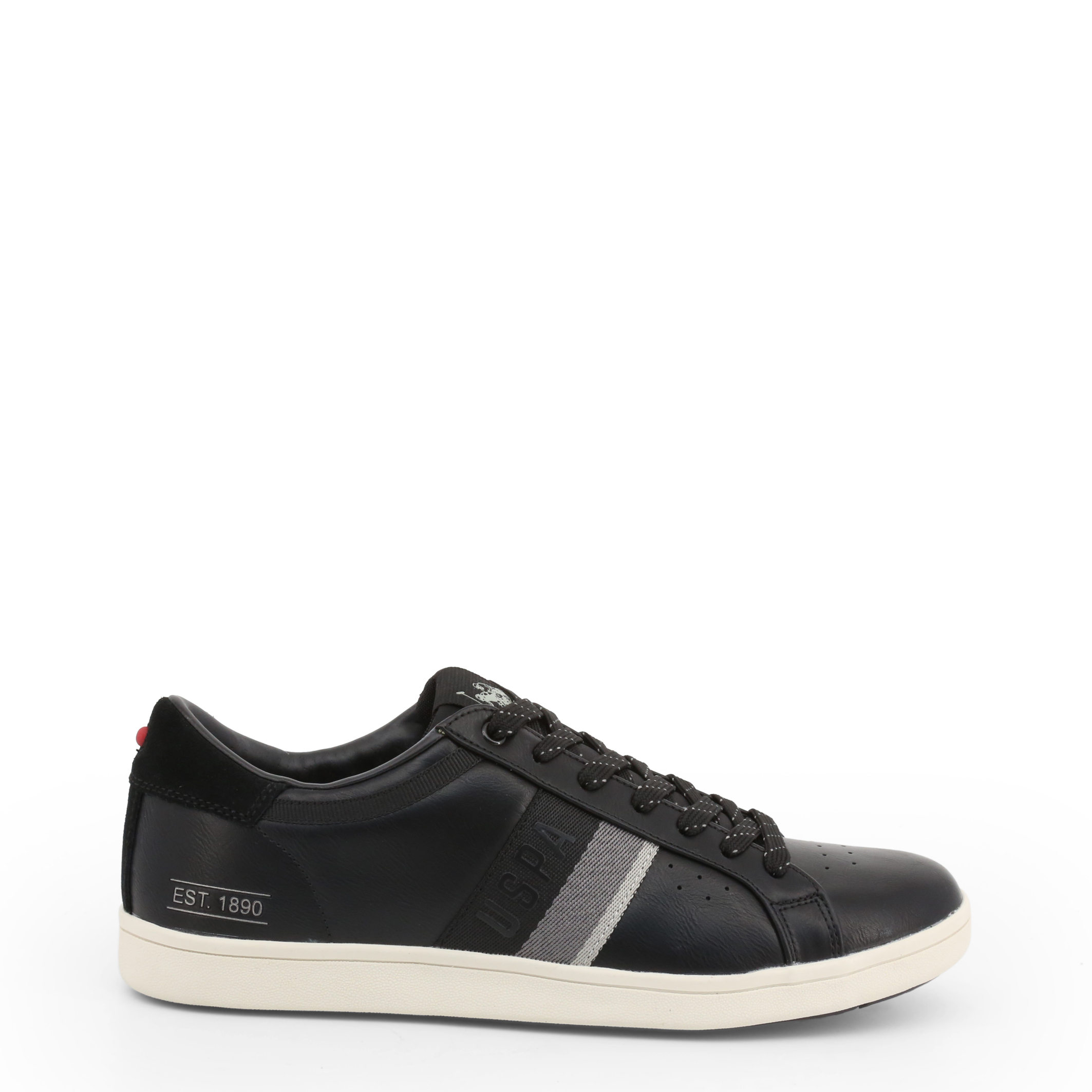 Chaussures de ville  U.S. Polo Assn. JARED4052S9_Y1_BLK black