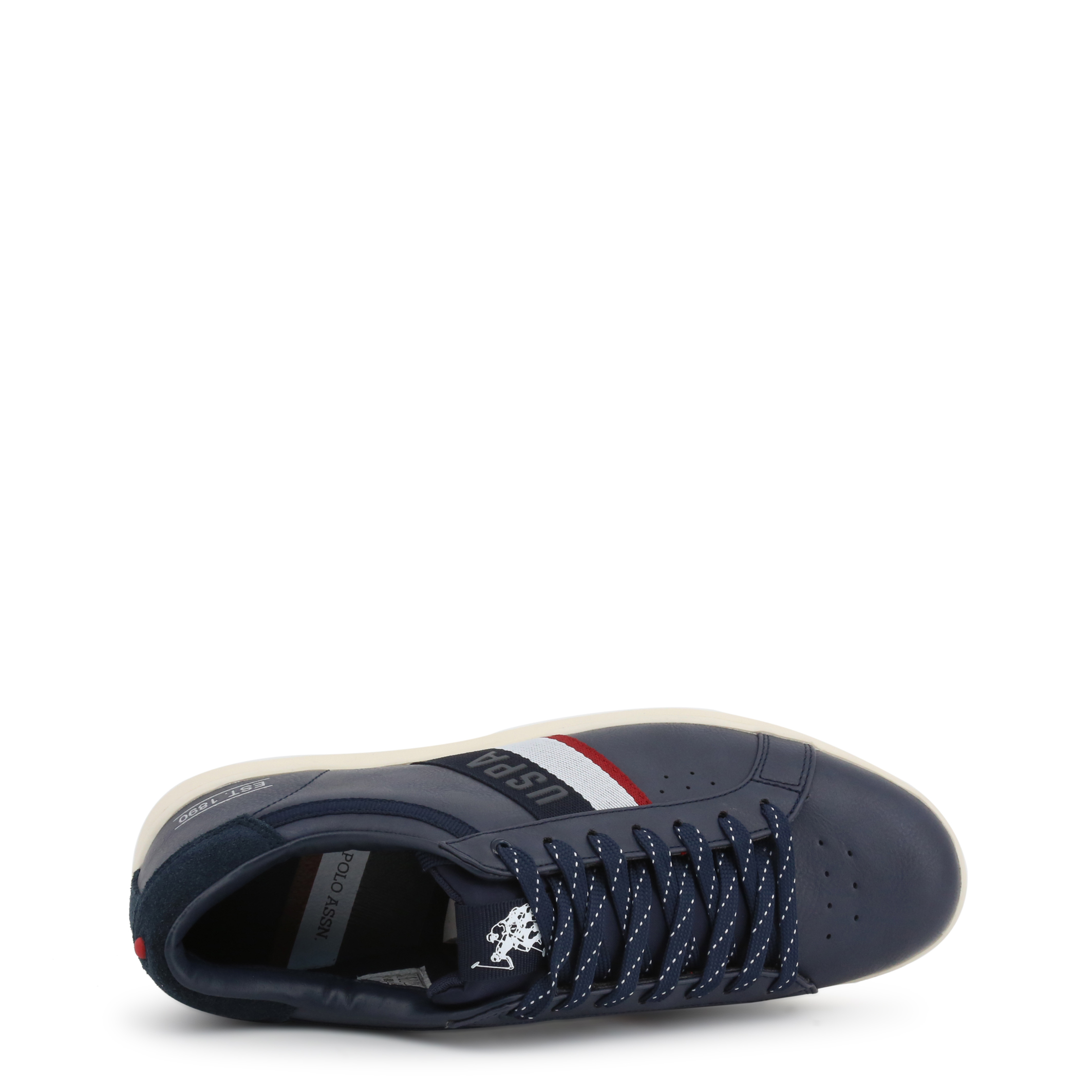 Chaussures de ville  U.S. Polo Assn. JARED4052S9_Y1_DKBL blue