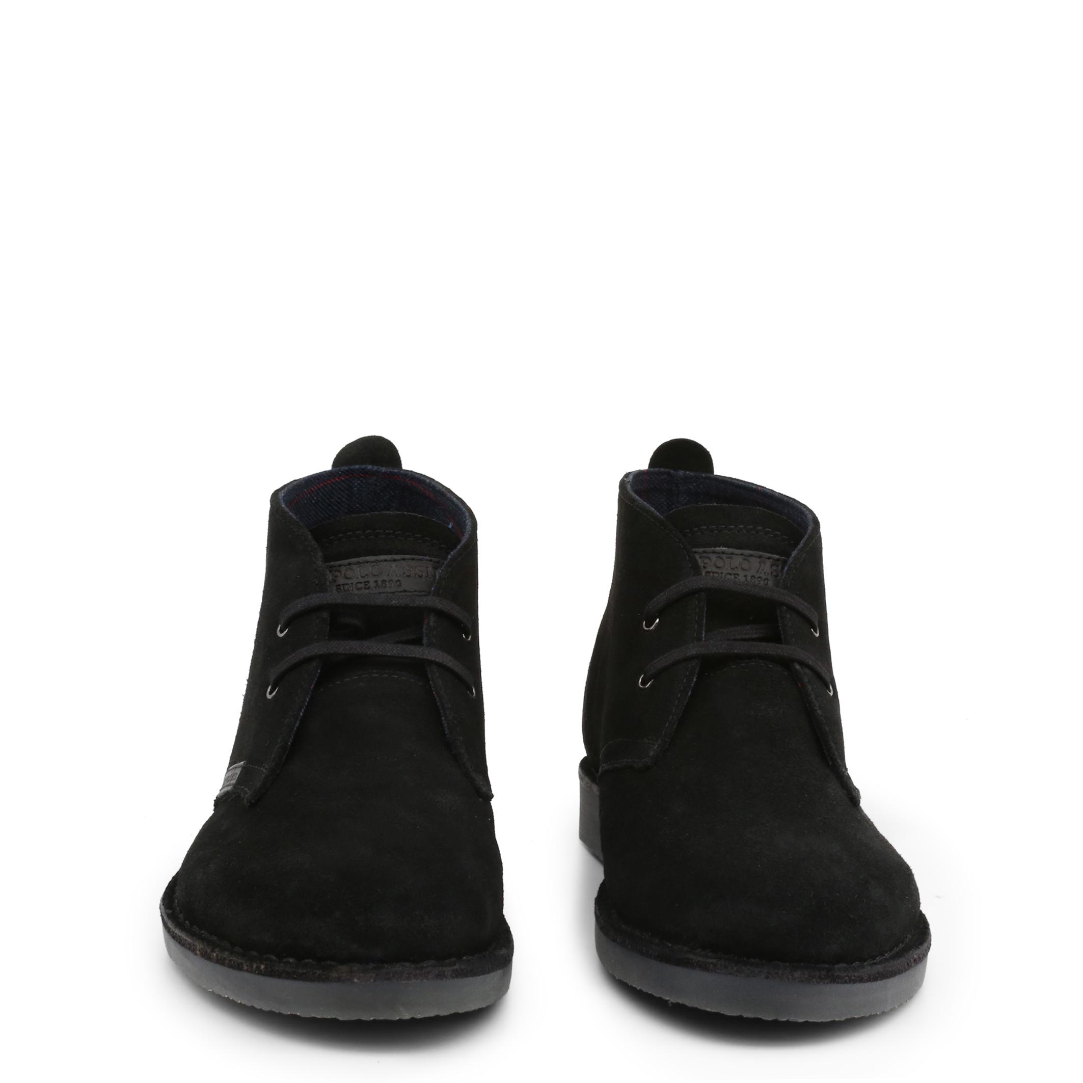 Chaussures de ville  U.S. Polo Assn. MUST3119S4_S19A_BLK black