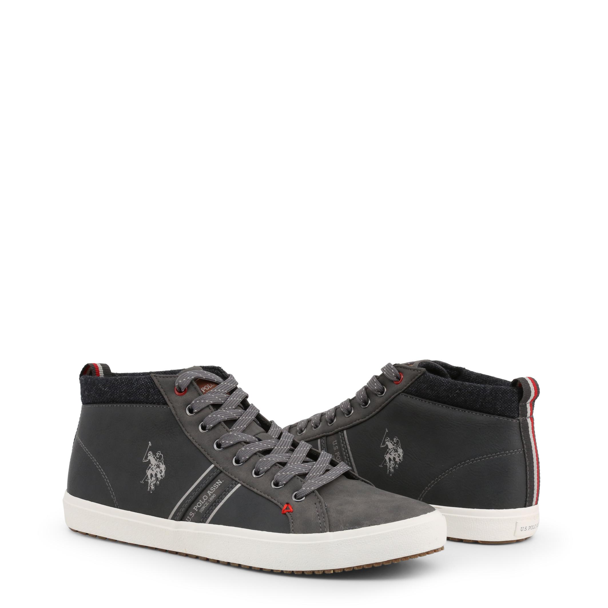 Chaussures de ville  U.S. Polo Assn. WOUCK7147W9_Y1_ASH grey
