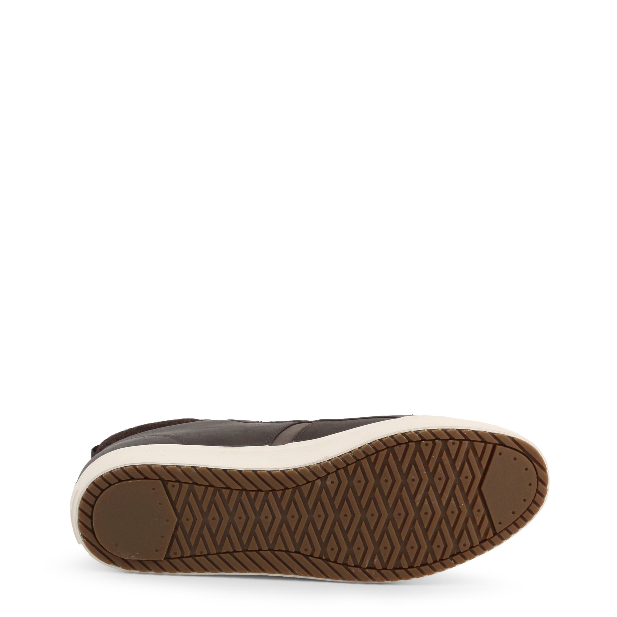 Chaussures de ville  U.S. Polo Assn. WOUCK7147W9_Y1_DKBR brown