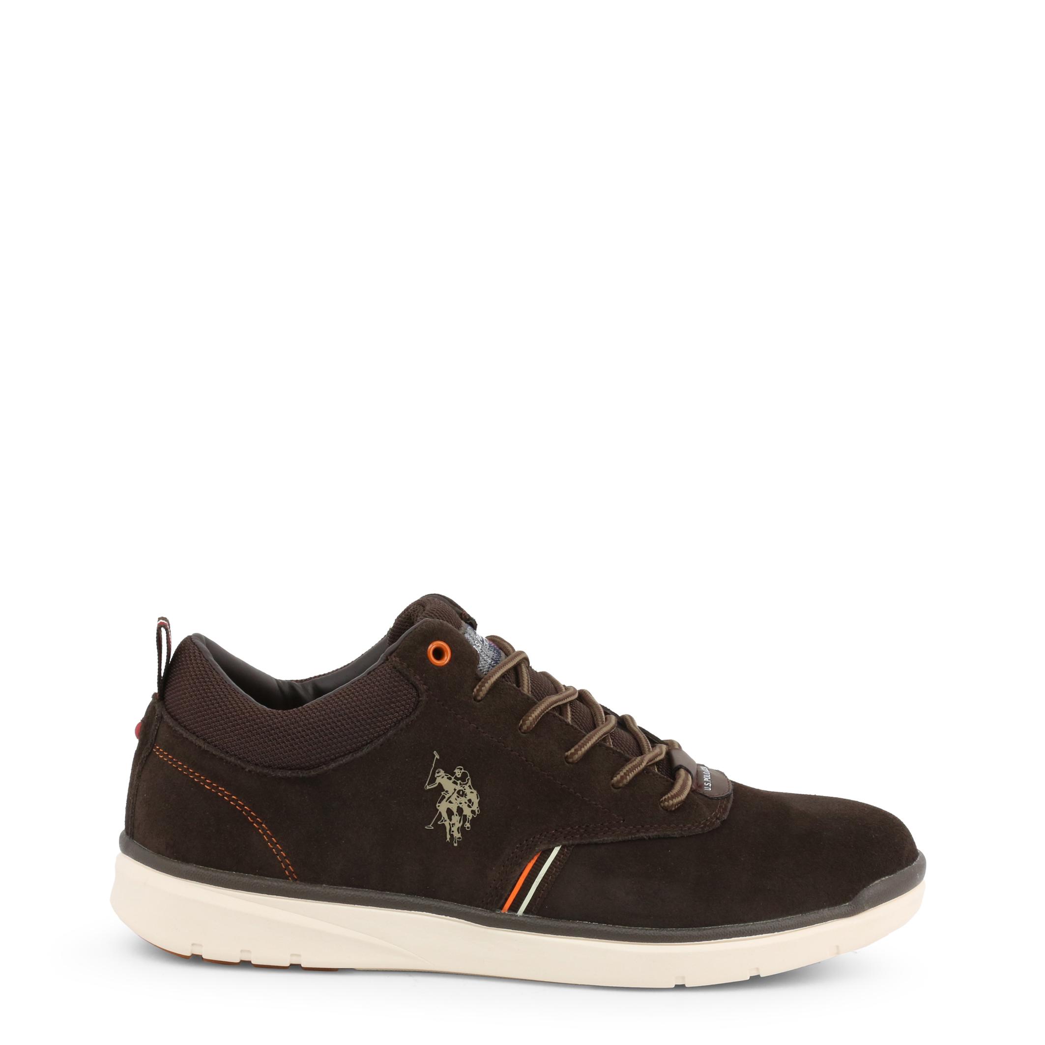 Chaussures de ville  U.S. Polo Assn. YGOR4125W9_S1_DKBR brown