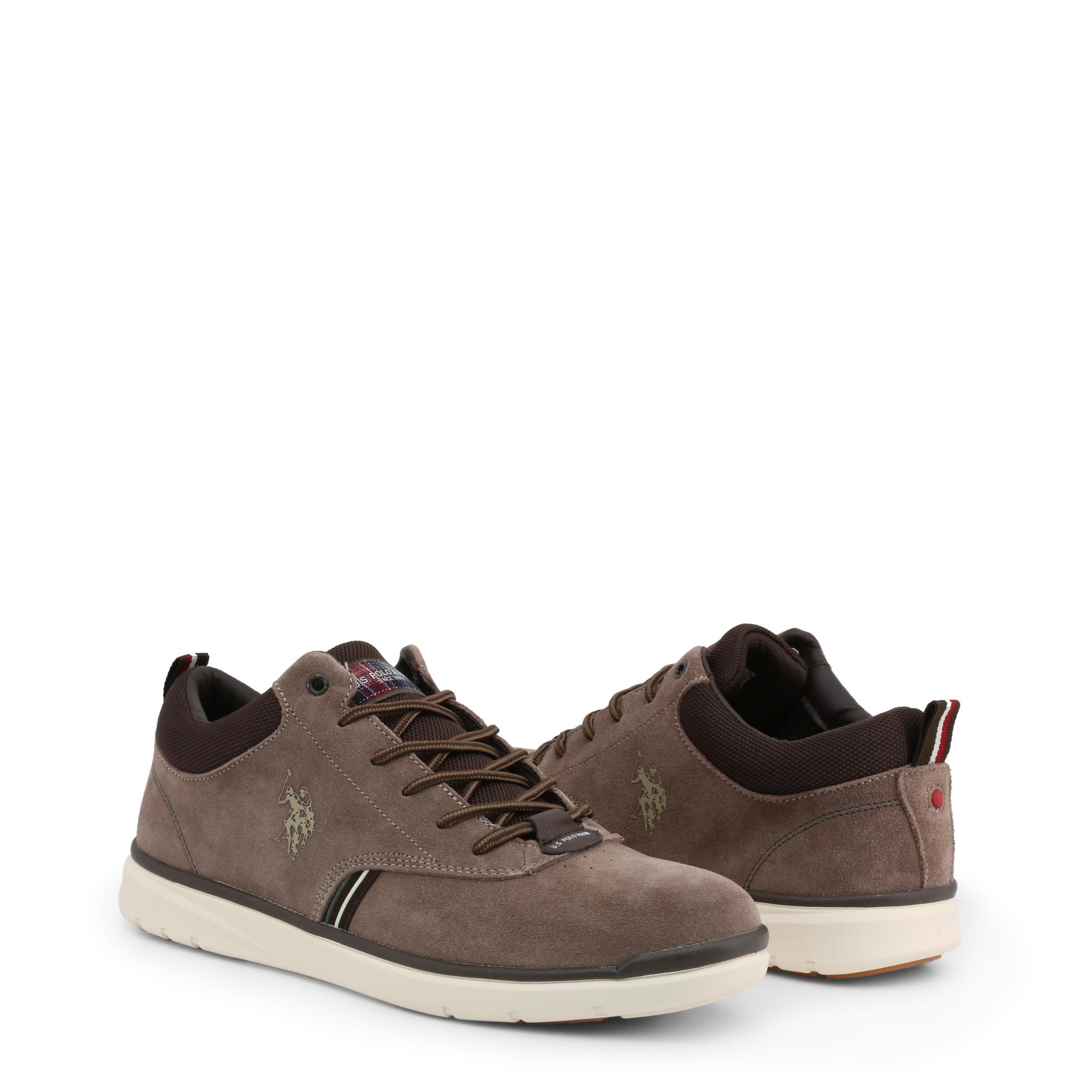 Chaussures de ville  U.S. Polo Assn. YGOR4125W9_S1_MUD brown
