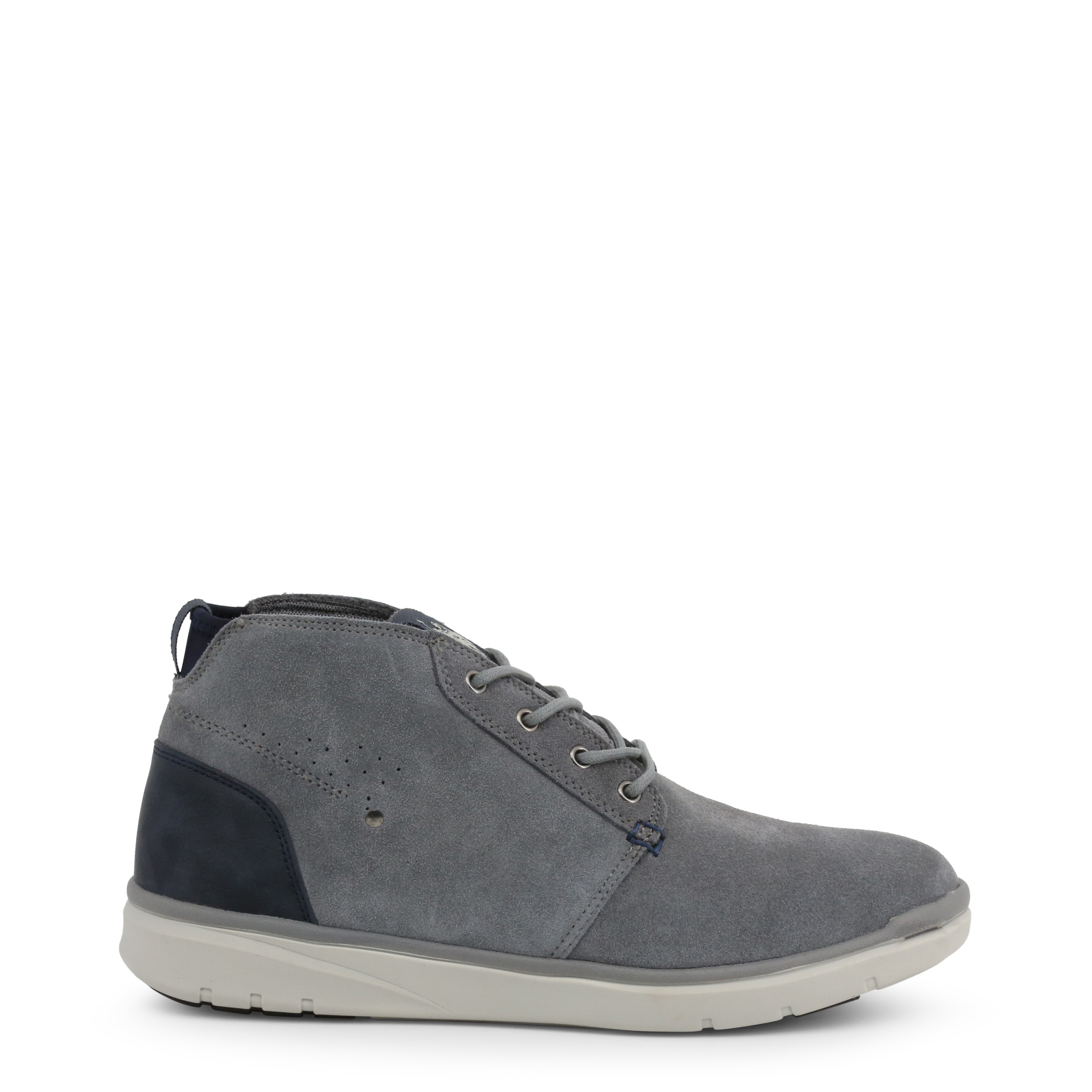 Chaussures de ville  U.S. Polo Assn. YGOR4128W9_SY1_ASH grey