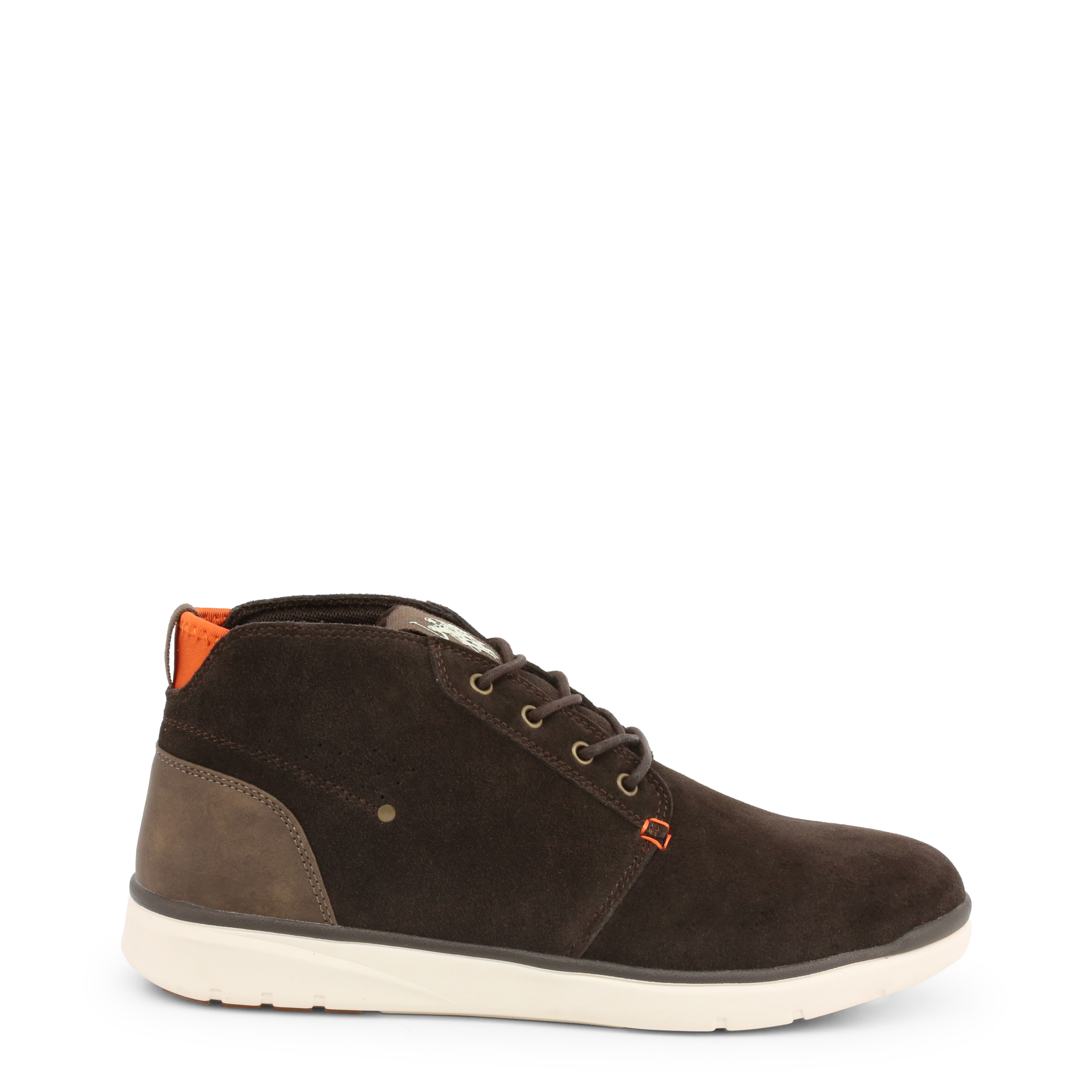Chaussures de ville  U.S. Polo Assn. YGOR4128W9_SY1_DKBR brown