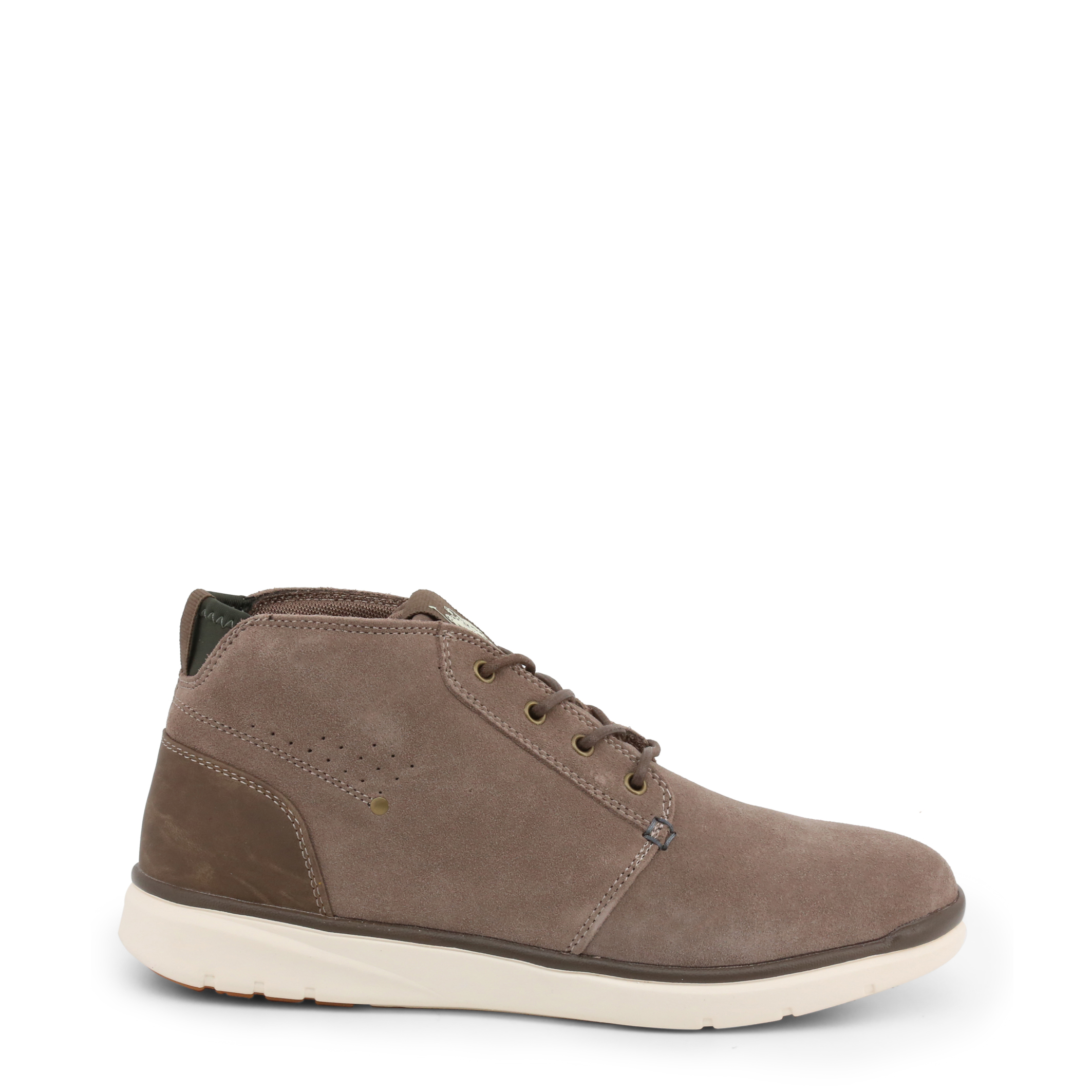Chaussures de ville  U.S. Polo Assn. YGOR4128W9_SY1_MUD brown