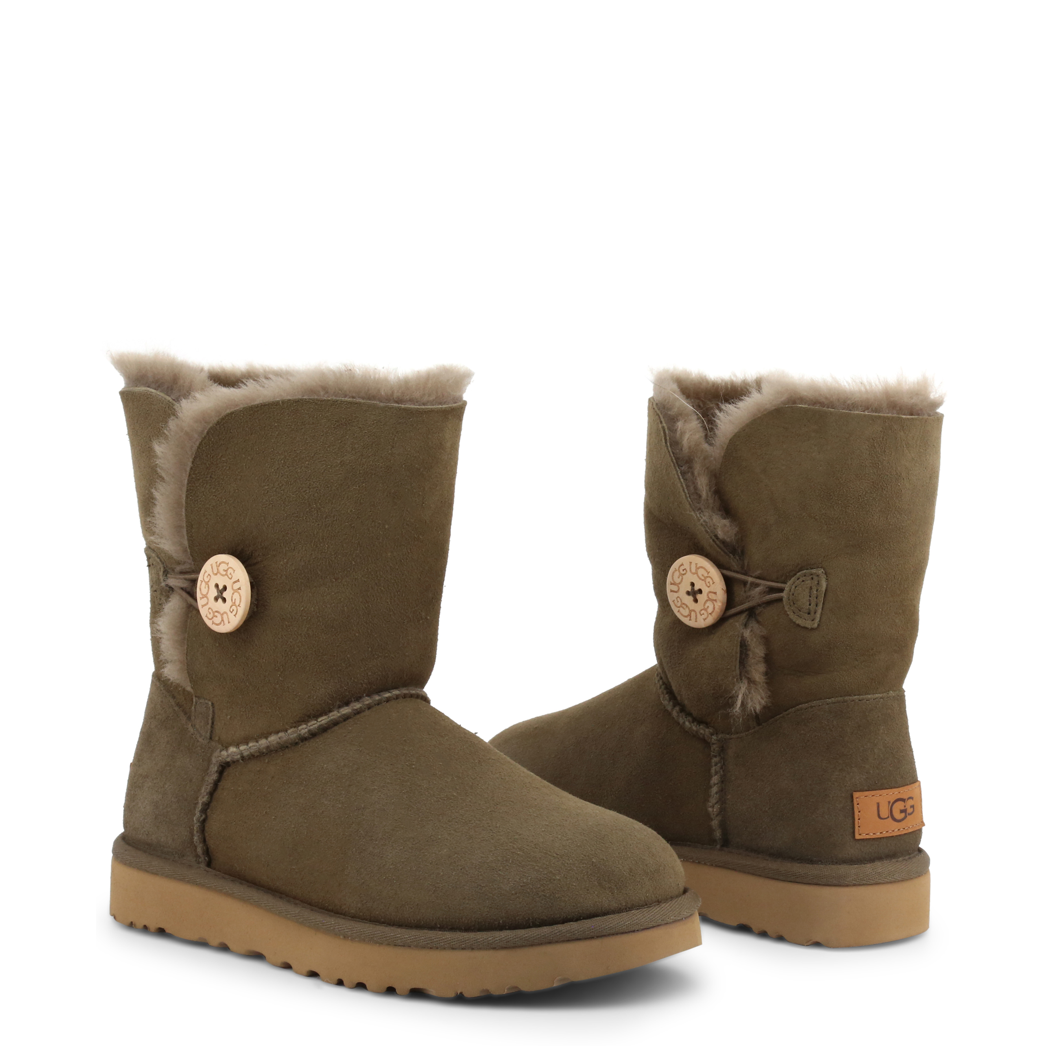 Chaussures  Ugg 1016226 green