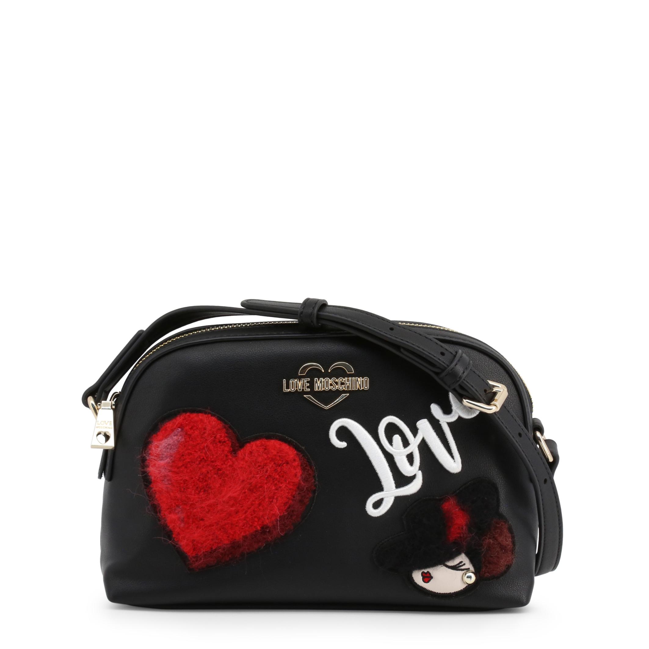 Sac porté épaule  Love moschino JC4094PP18LP black