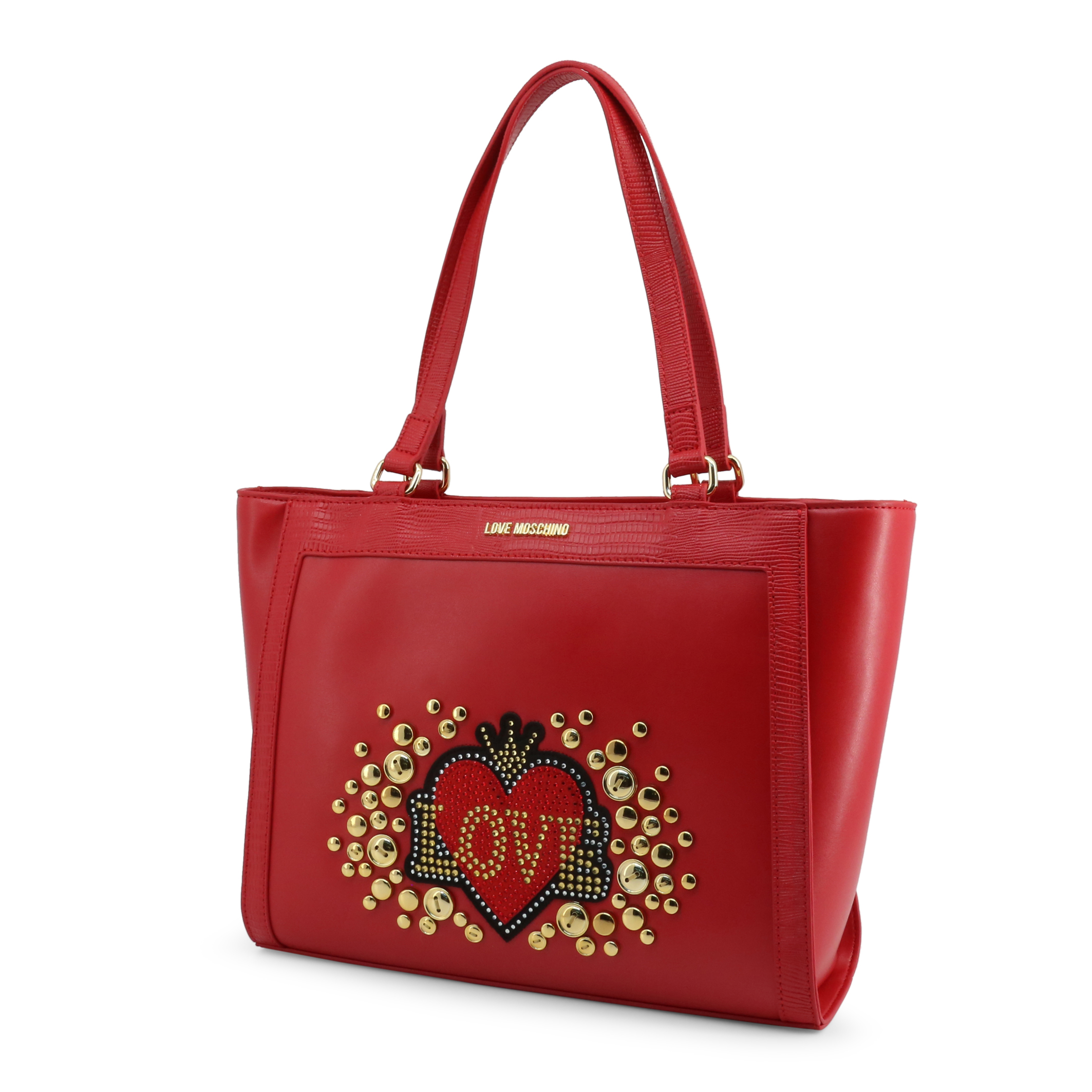 Cabas / Sacs shopping  Love moschino JC4106PP18LT red