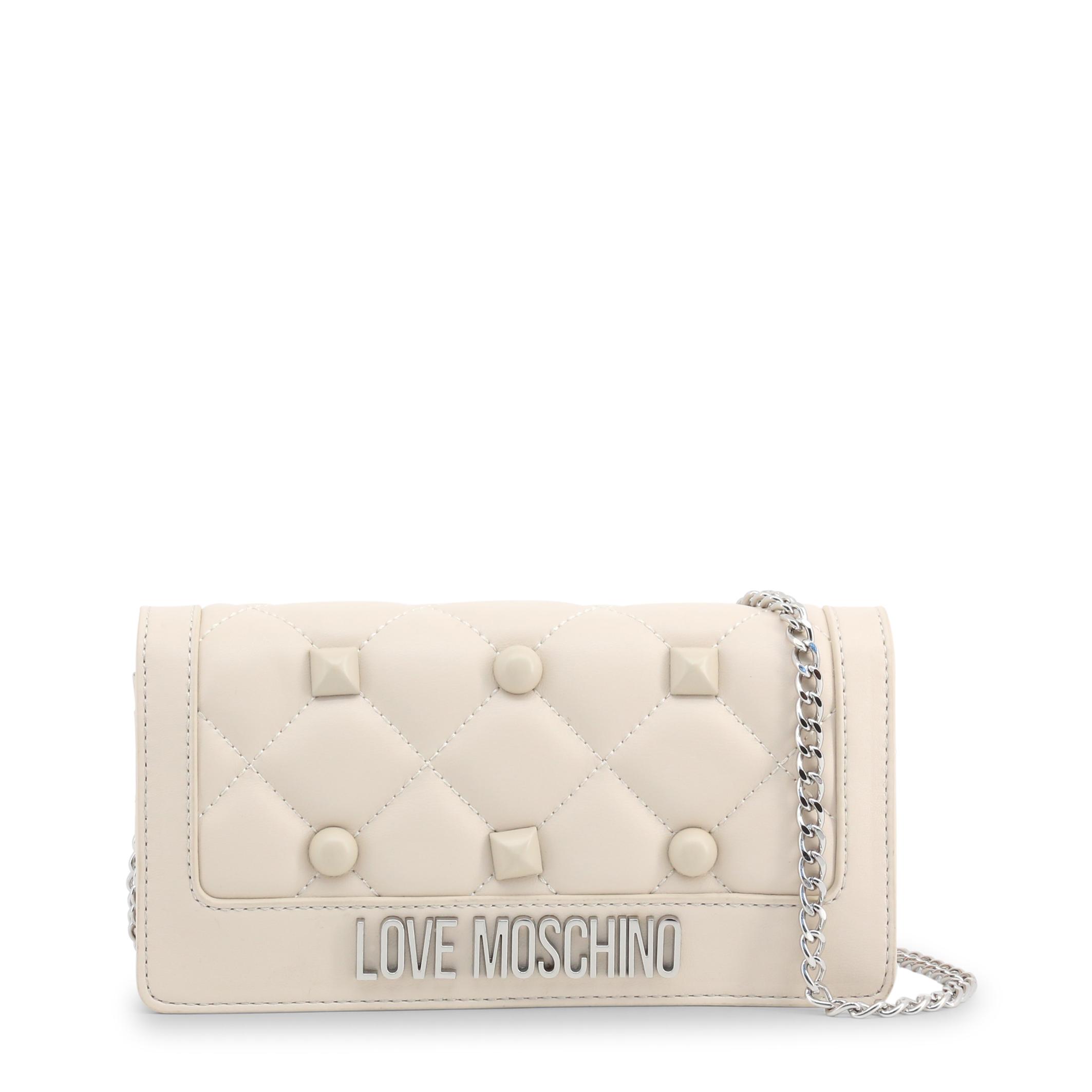 Pochettes  Love moschino JC5610PP18LH white