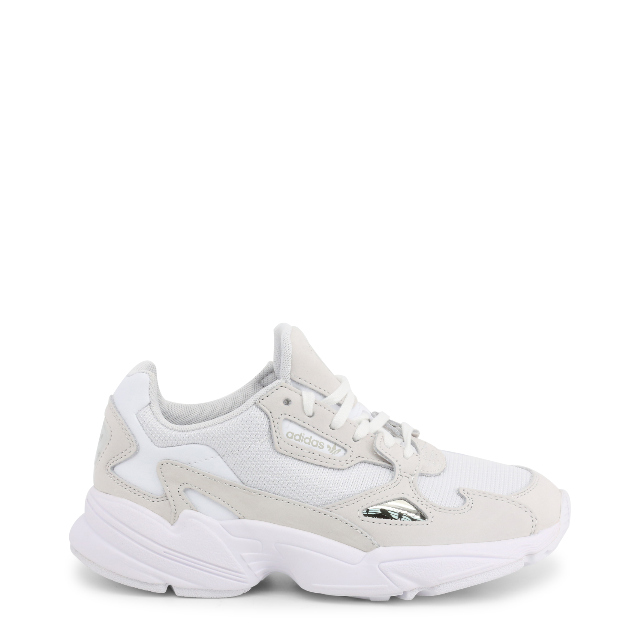 Chaussures  Adidas FALCON white