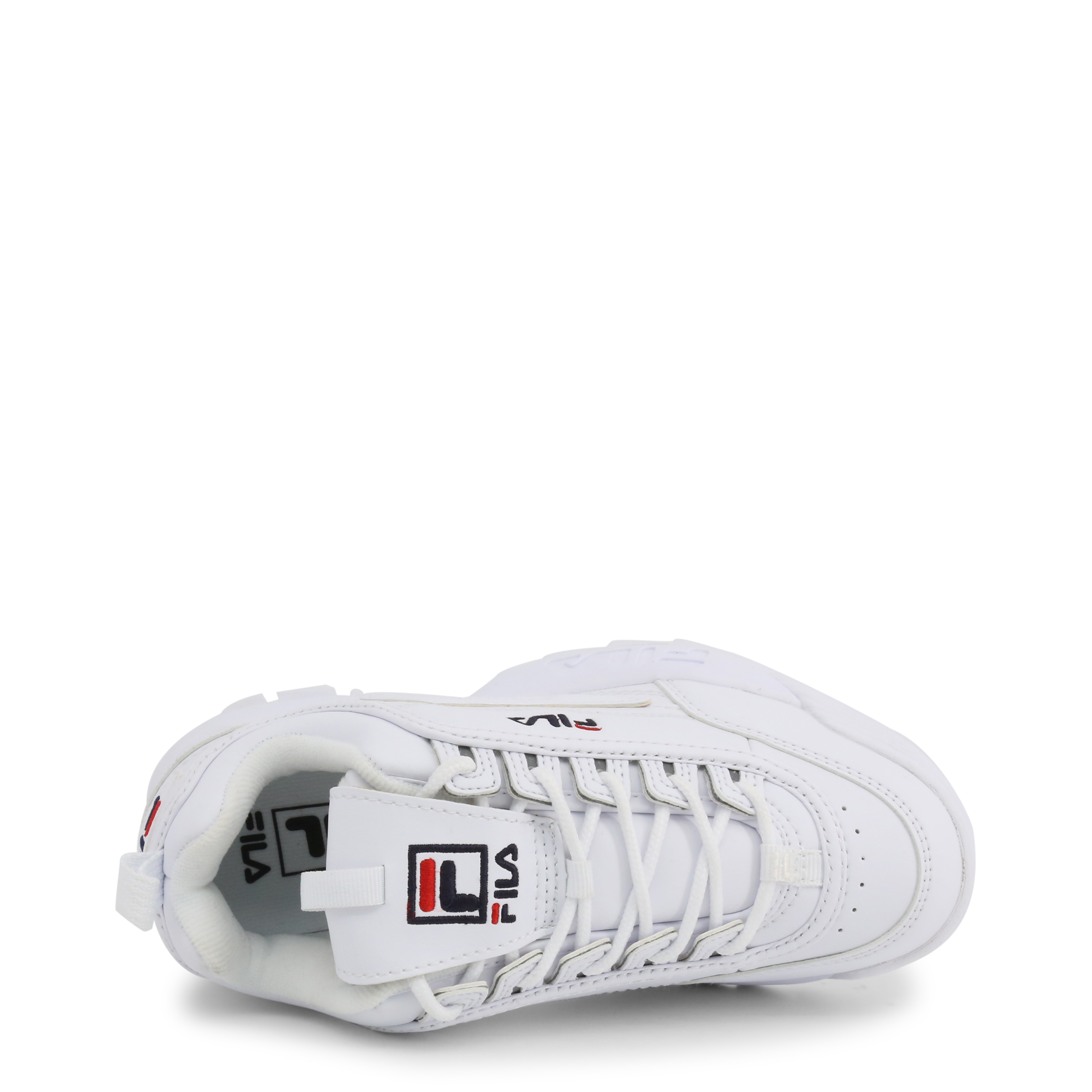 Baskets / Sneakers  Fila DISRUPTOR-LOW_1010302 white
