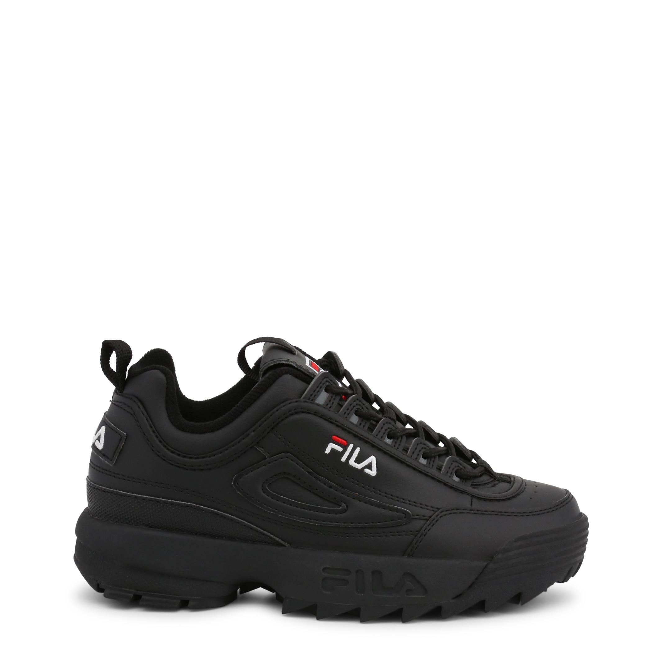 Baskets / Sneakers  Fila DISRUPTOR-LOW_1010302 black
