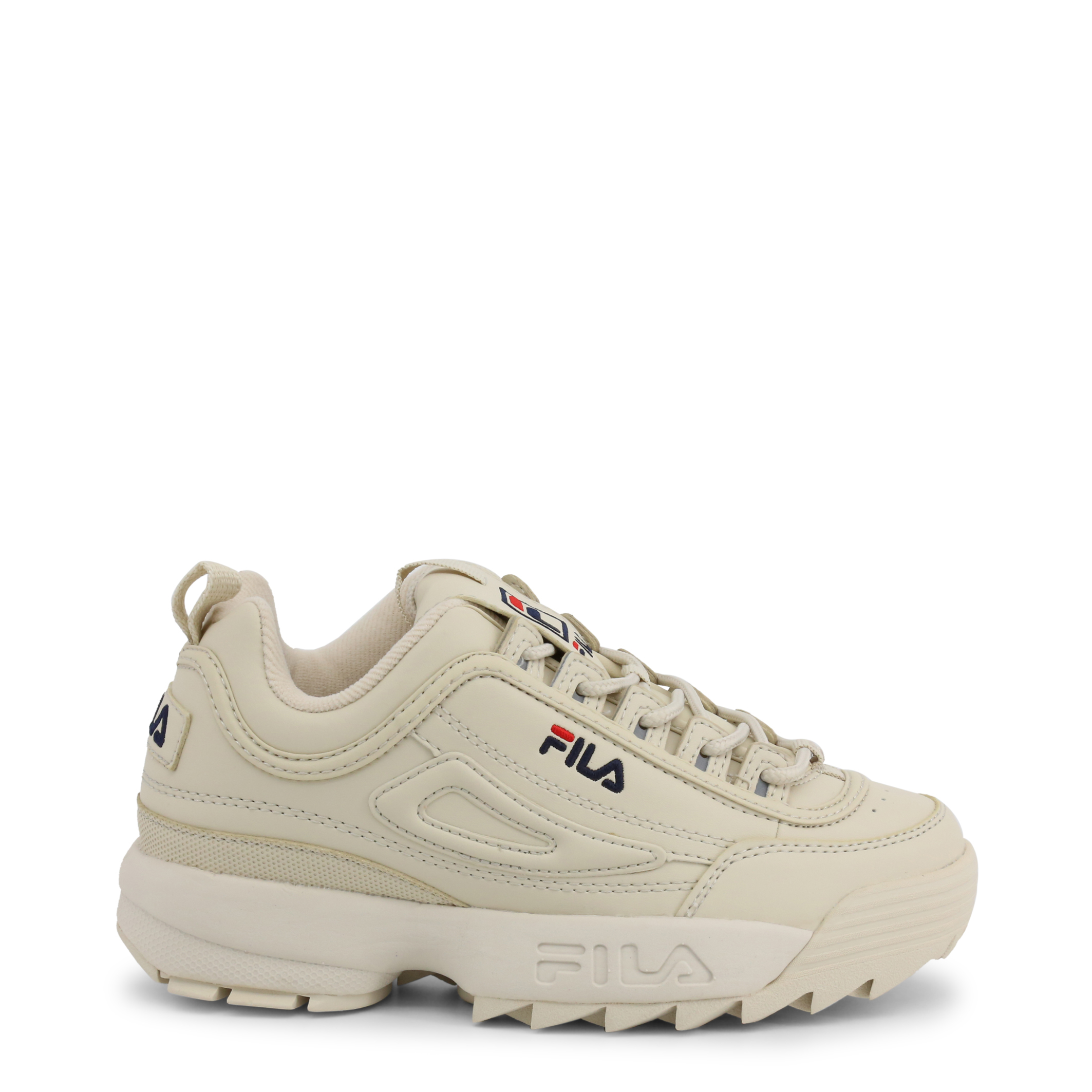 Baskets / Sneakers  Fila DISRUPTOR-LOW_1010302 white