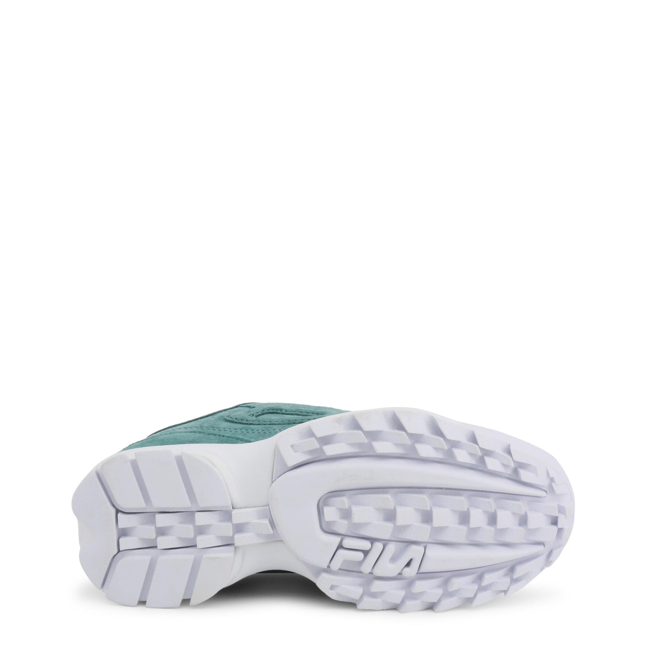 Baskets / Sneakers  Fila DISRUPTOR-S-LOW_1010605 green