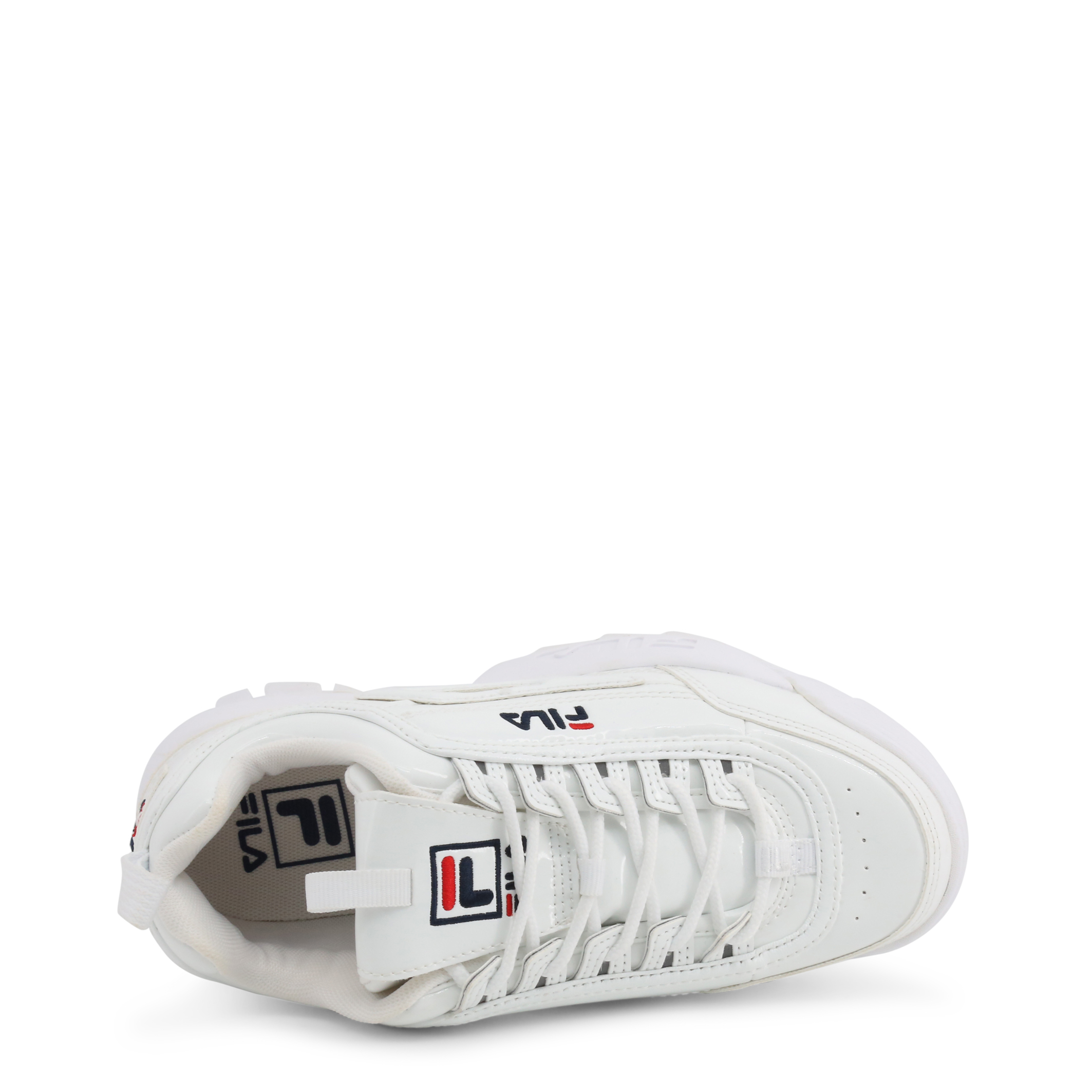 Baskets / Sneakers  Fila DISRUPTOR-P_1010746 white