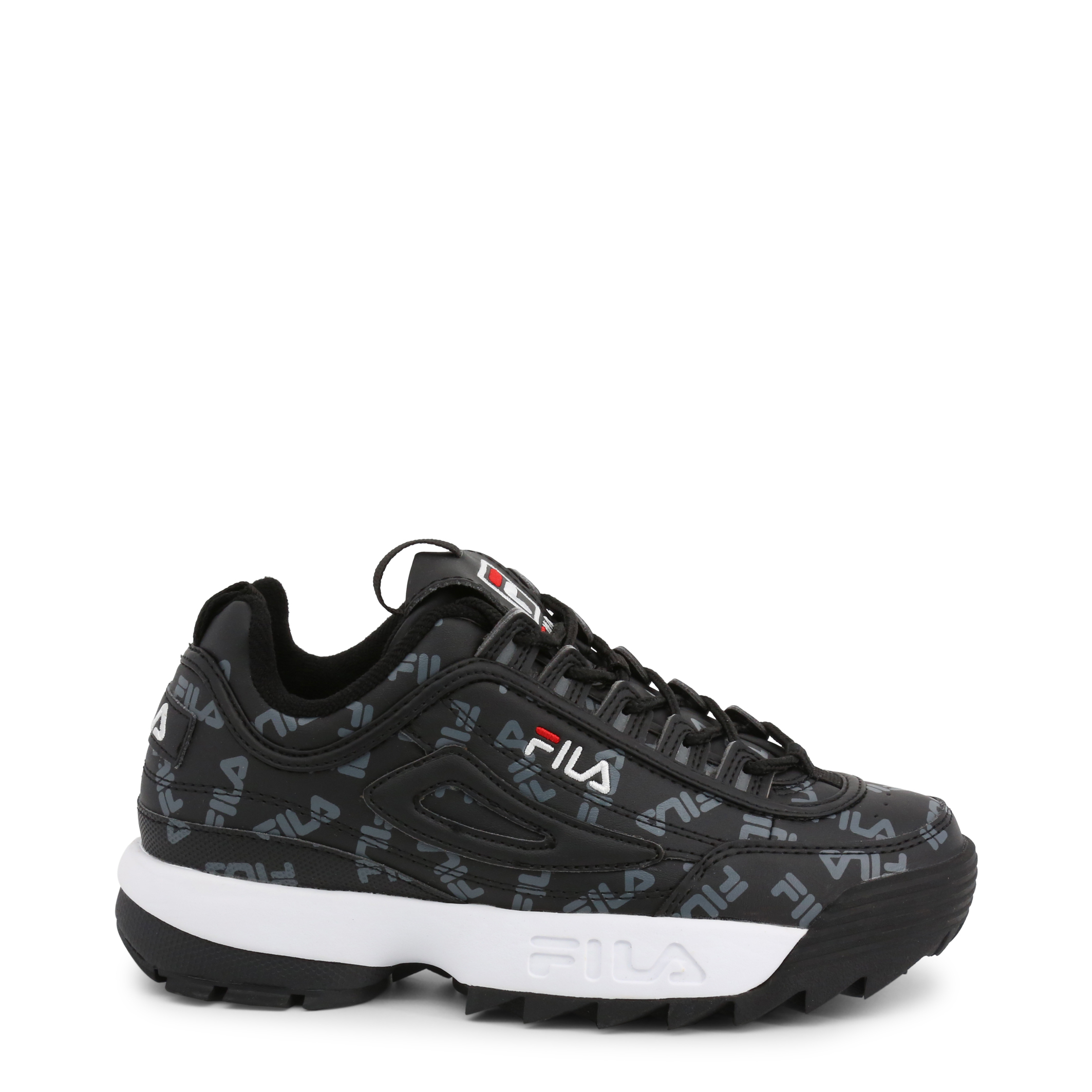 Baskets / Sneakers  Fila DISRUPTOR-LOGO-LOW_1010748 black