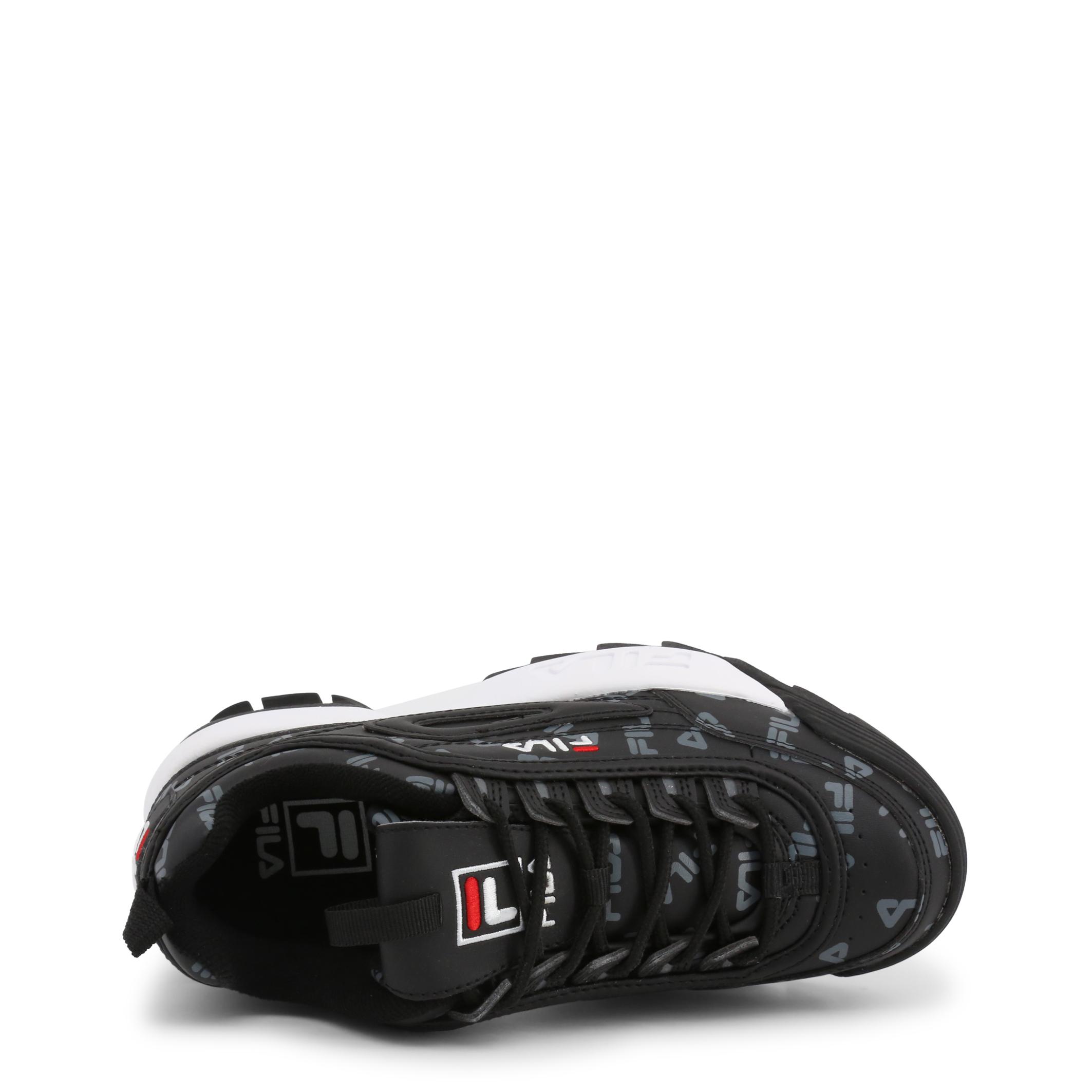 Baskets / Sneakers  Fila DISRUPTOR-LOGO-LOW_1010748 black