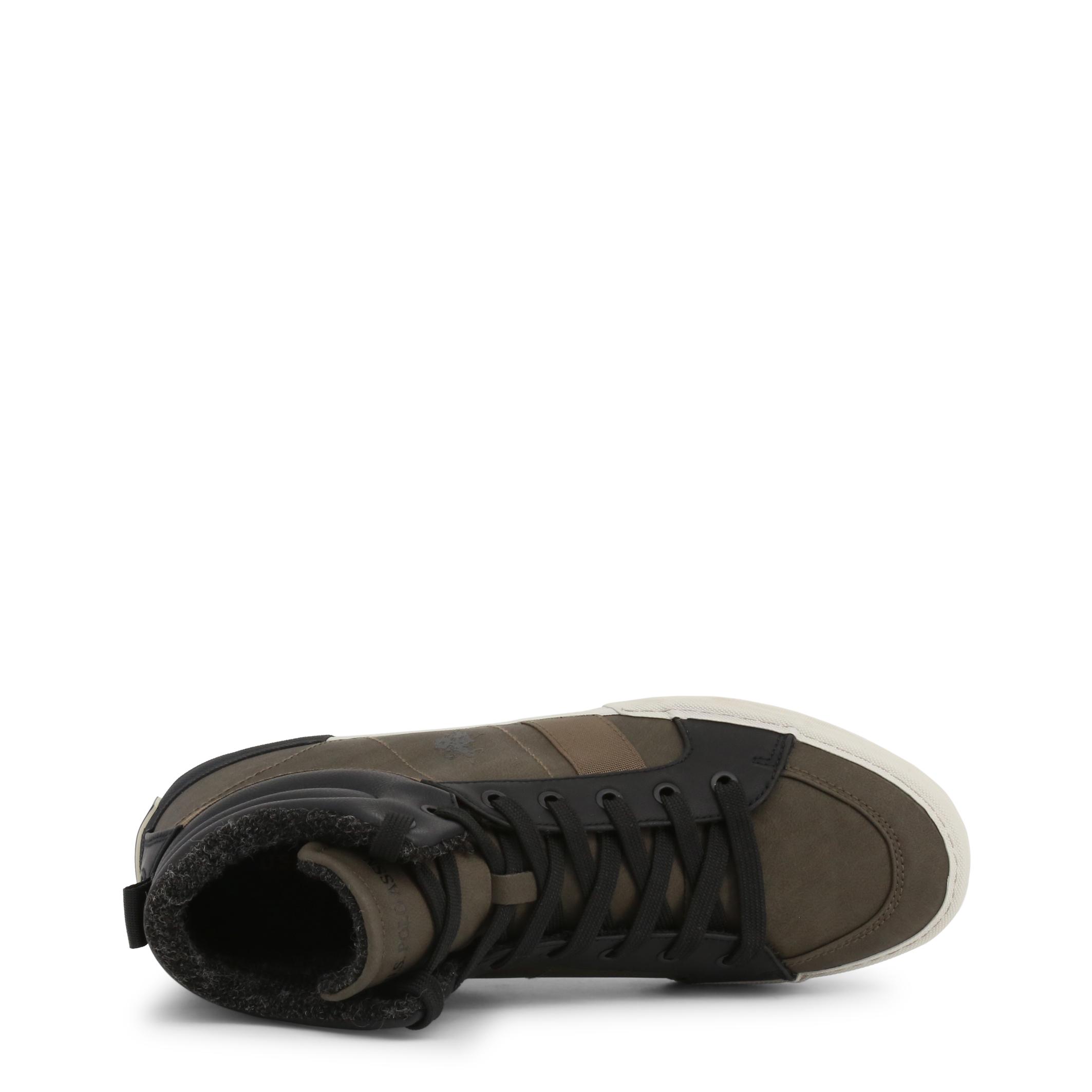 Chaussures de ville  U.S. Polo Assn. ARMAN7099W9_CY1_KAK-BLK green