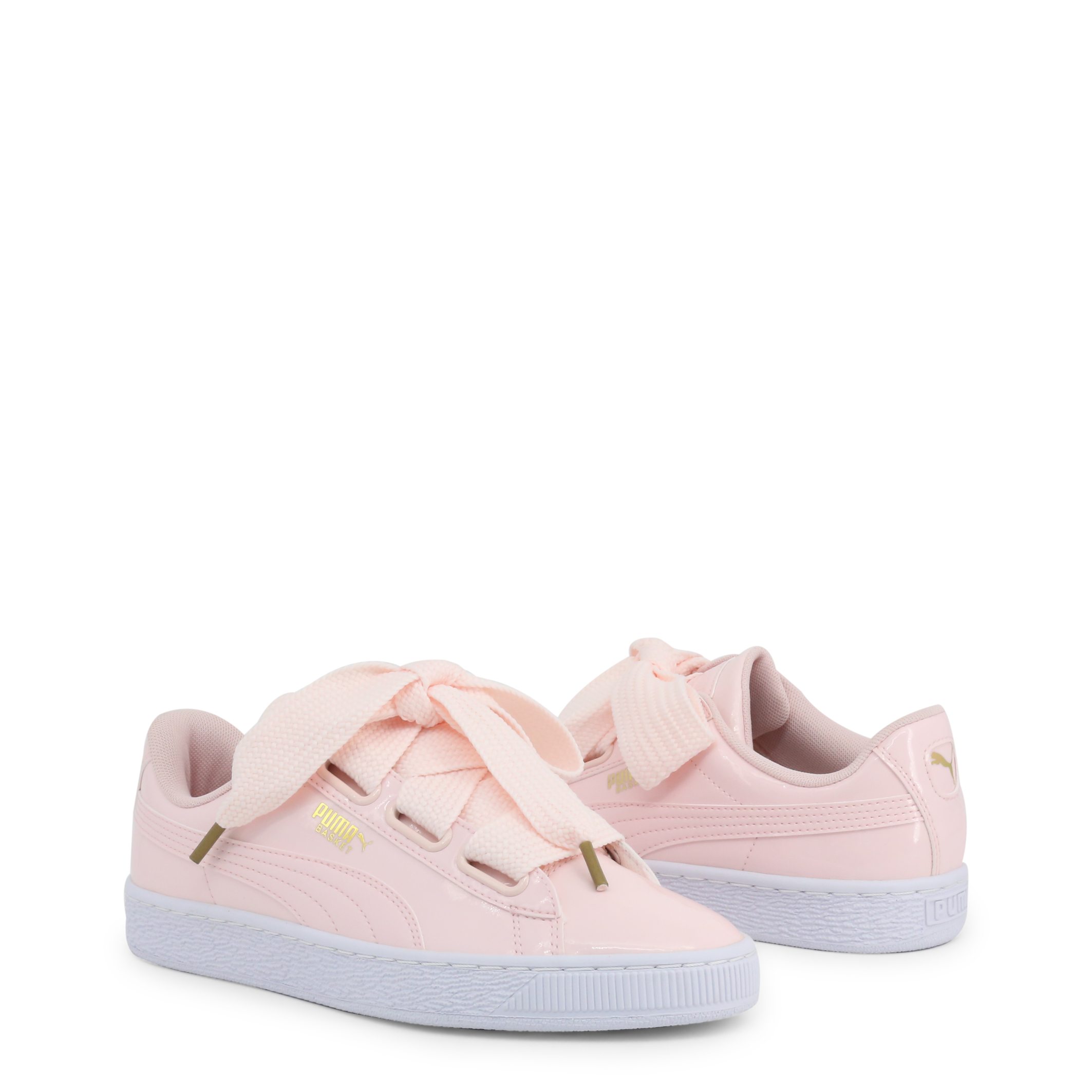 Baskets / Sneakers  Puma 363073-14-BasketHeartPatent pink