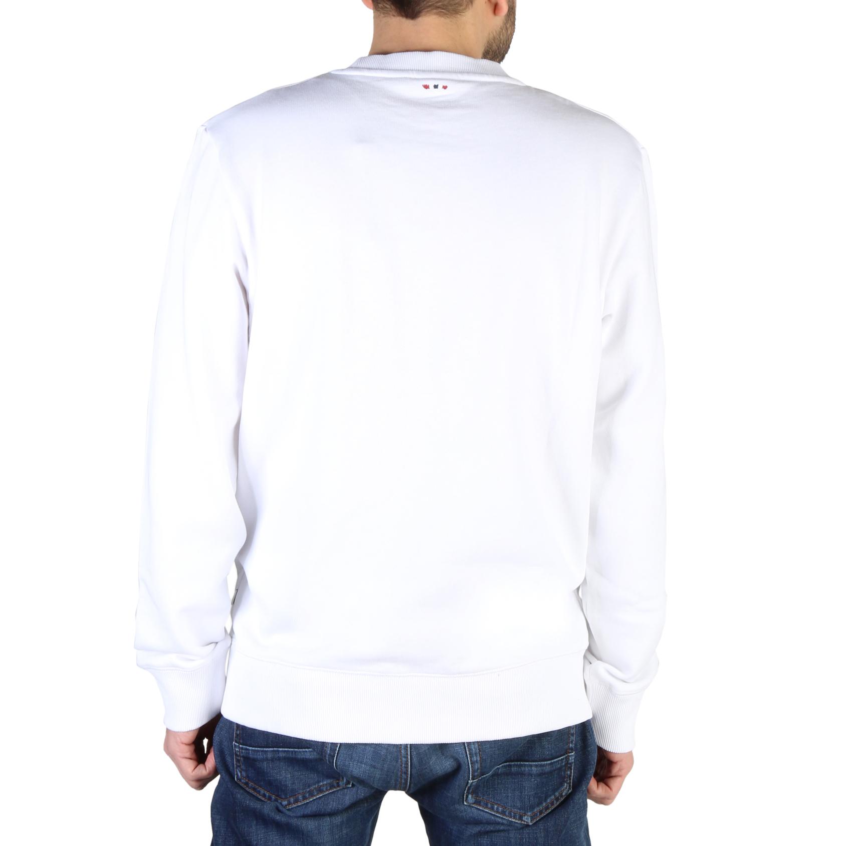 Sweatshirts  Napapijri BOVICOC_NP0A4E1V0021 white