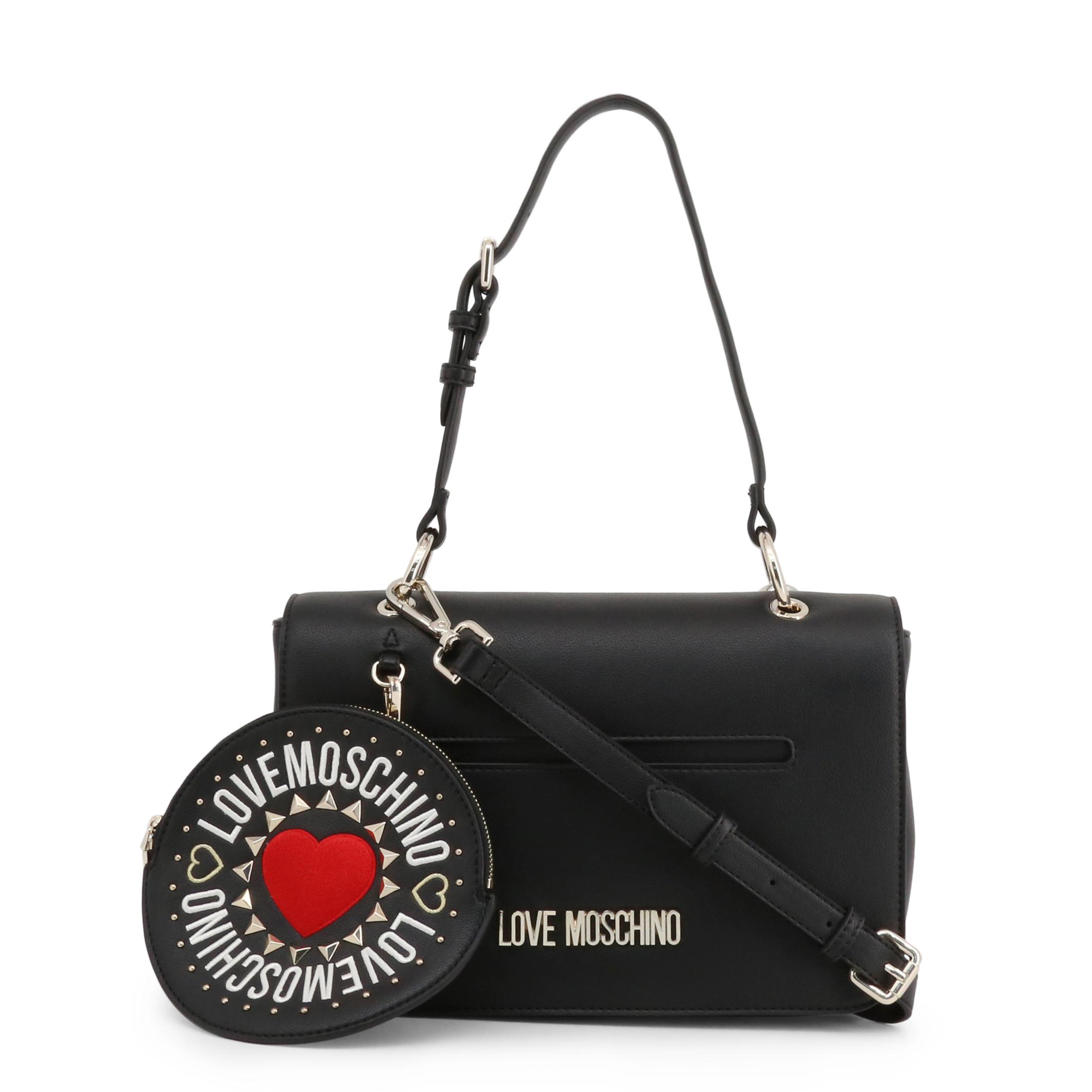 Sac porté épaule  Love moschino JC4102PP1ALQ_100A black