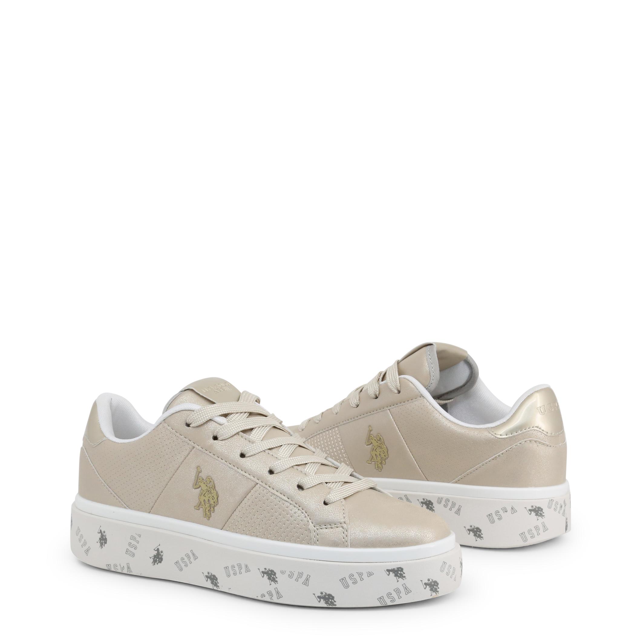Baskets / Sneakers  U.S. Polo Assn. LUCY4119S0_Y1_LIGO brown