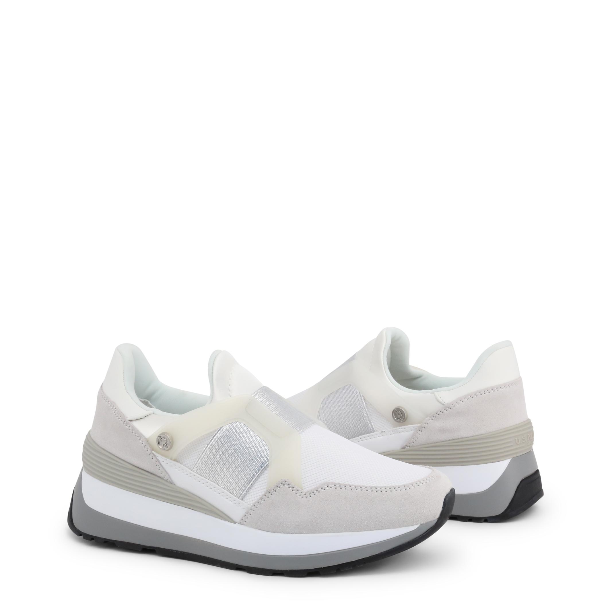 Baskets / Sneakers  U.S. Polo Assn. YLA4090W9_TS2_WHI white