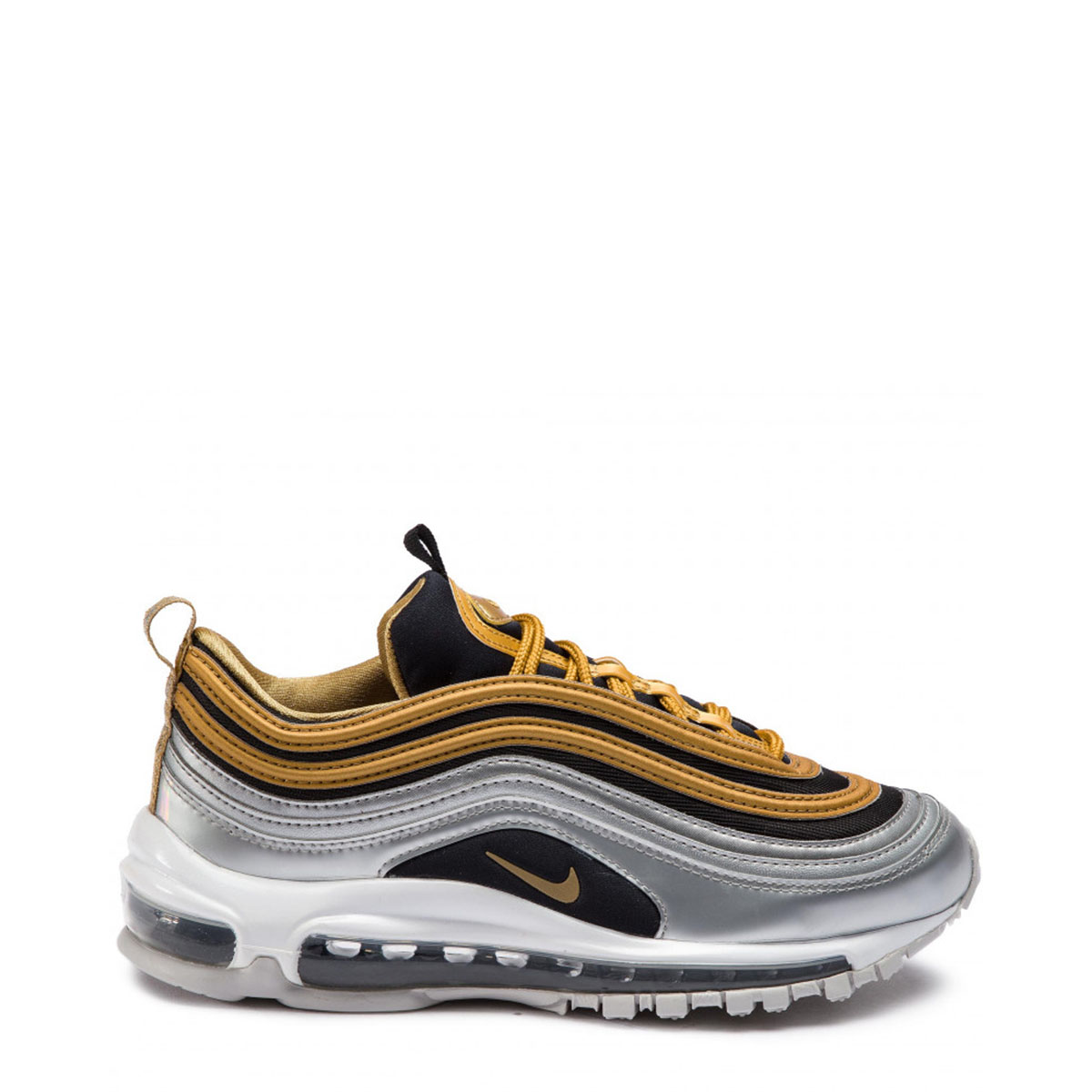 Baskets / Sneakers  Nike AQ4137-700_W-AirMax97 grey