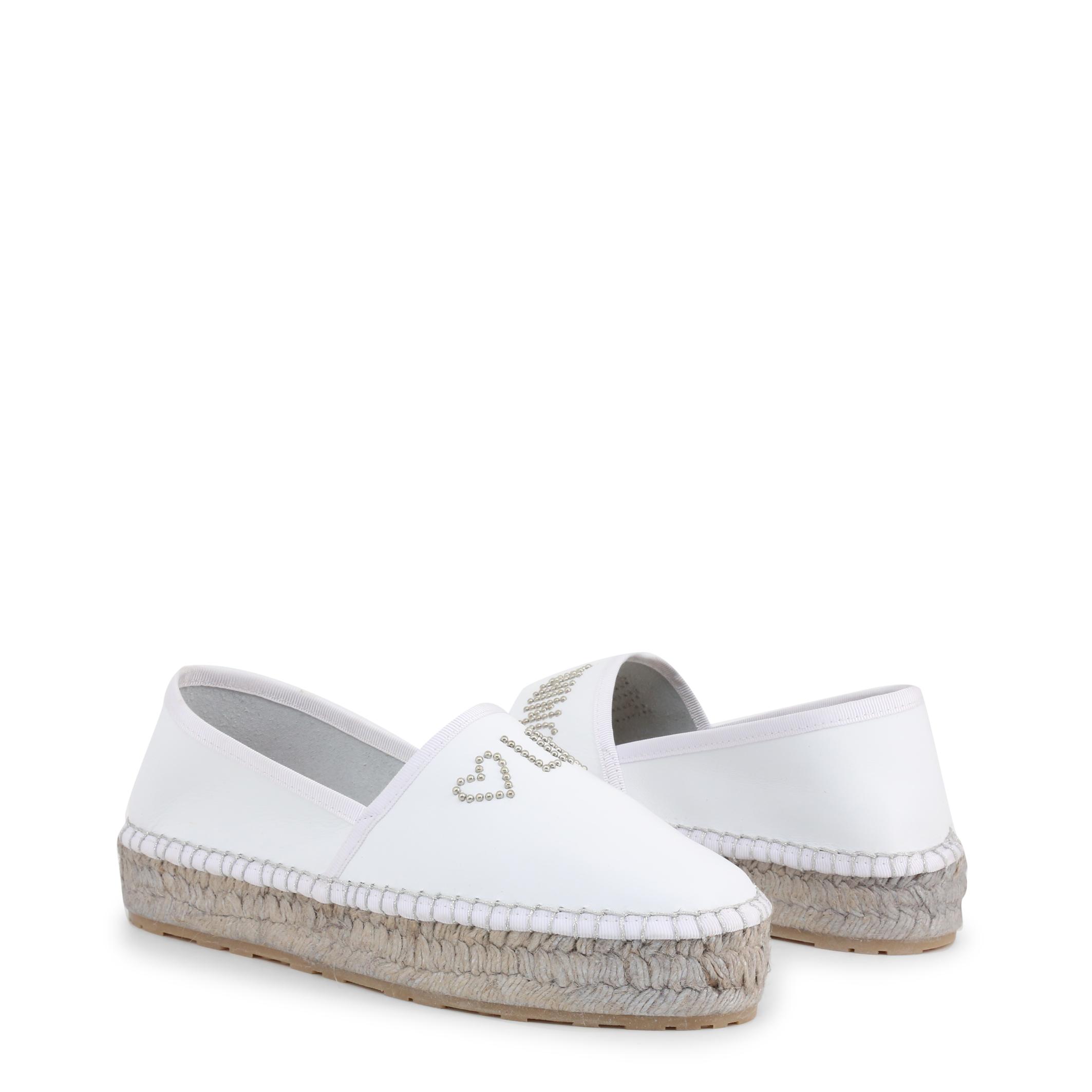 Chaussures de ville  Love moschino JA10393G0AJA_0100 white