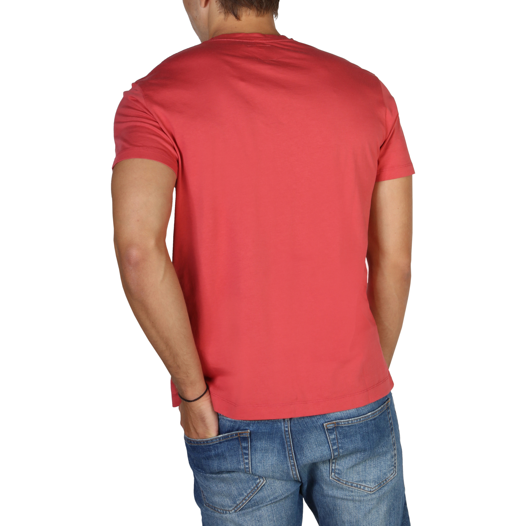 T-S manches courtes  Hackett HM500323_228 red