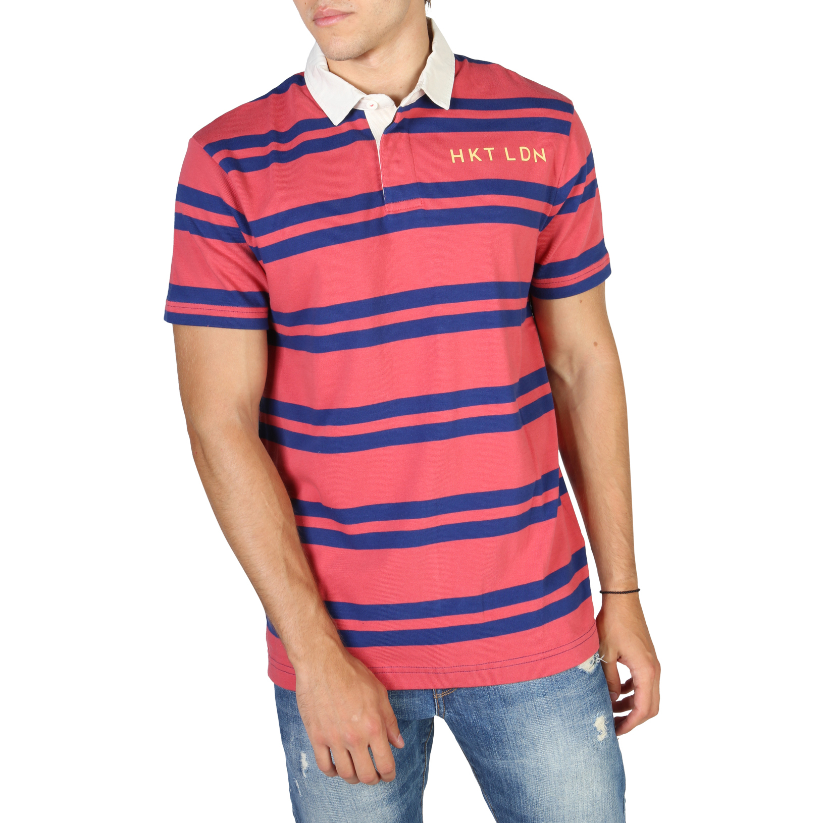 Polos  Hackett HM570732_228 red