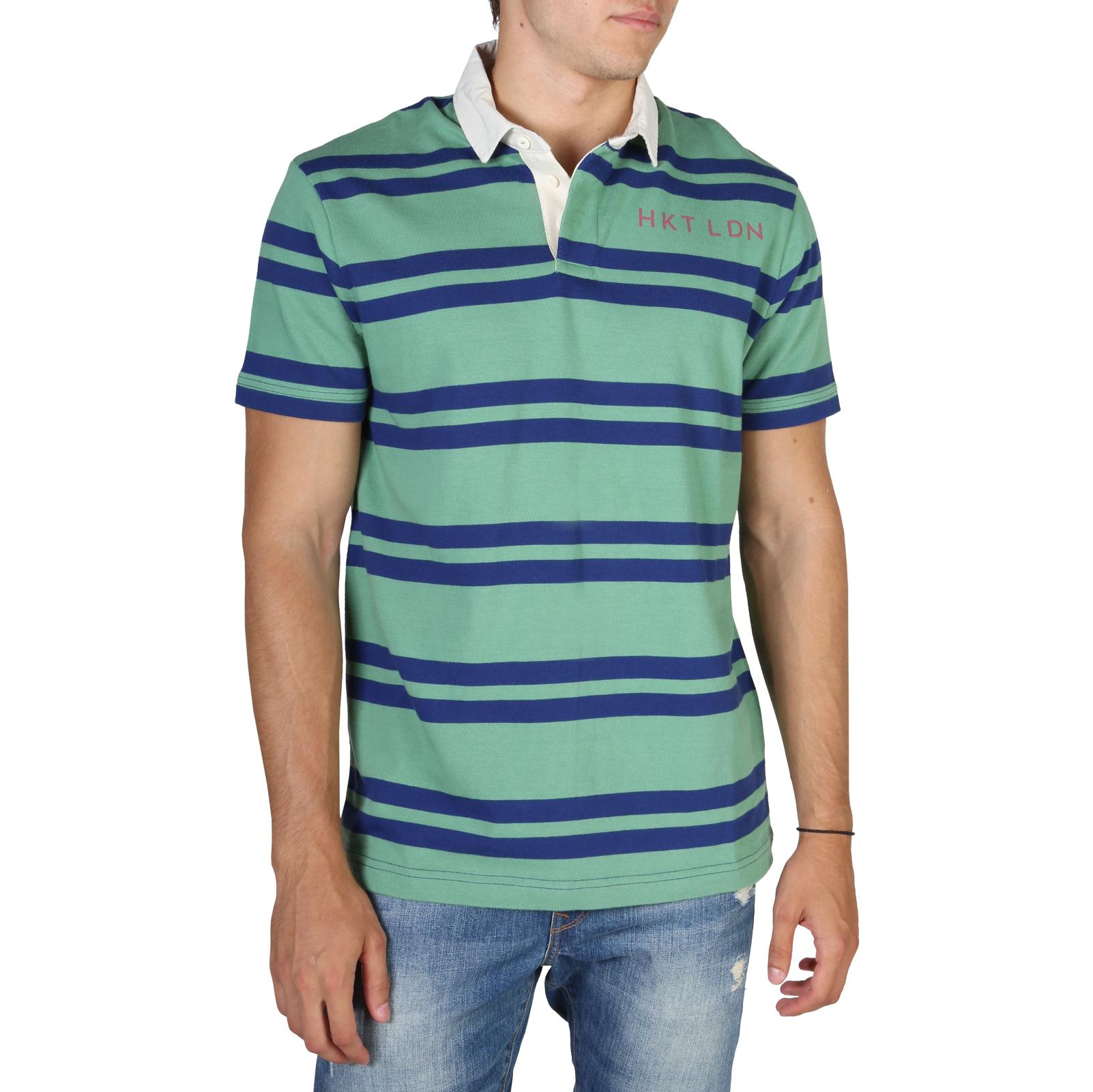 Polos  Hackett HM570732_634 green