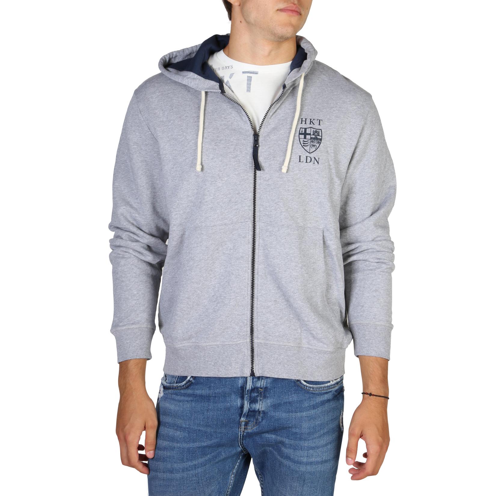 Vestes zippées  Hackett HM580671_933 grey