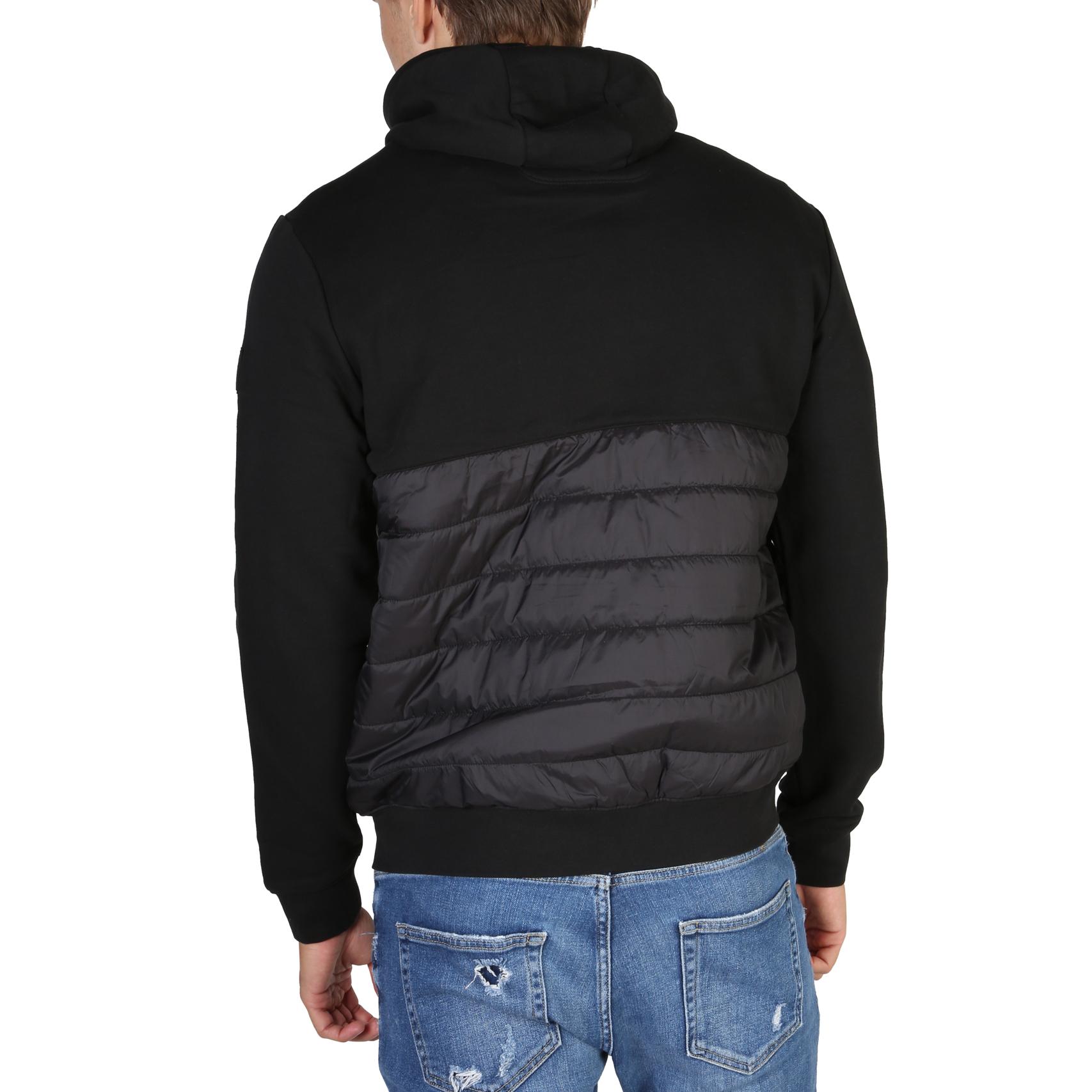 Vestes zippées  Hackett HM580711_999 black