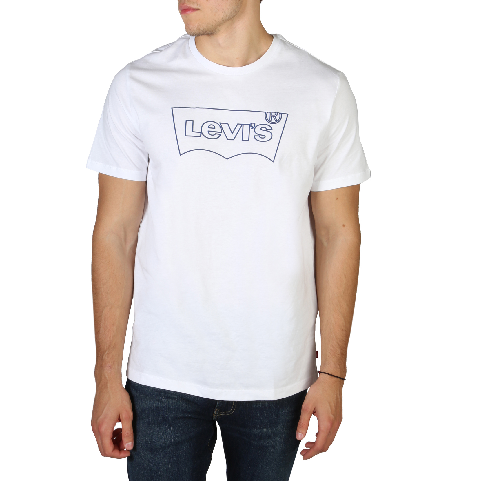 T-S manches courtes  Levis 22489-0296_HOUSEMARK-GRAPHIC white
