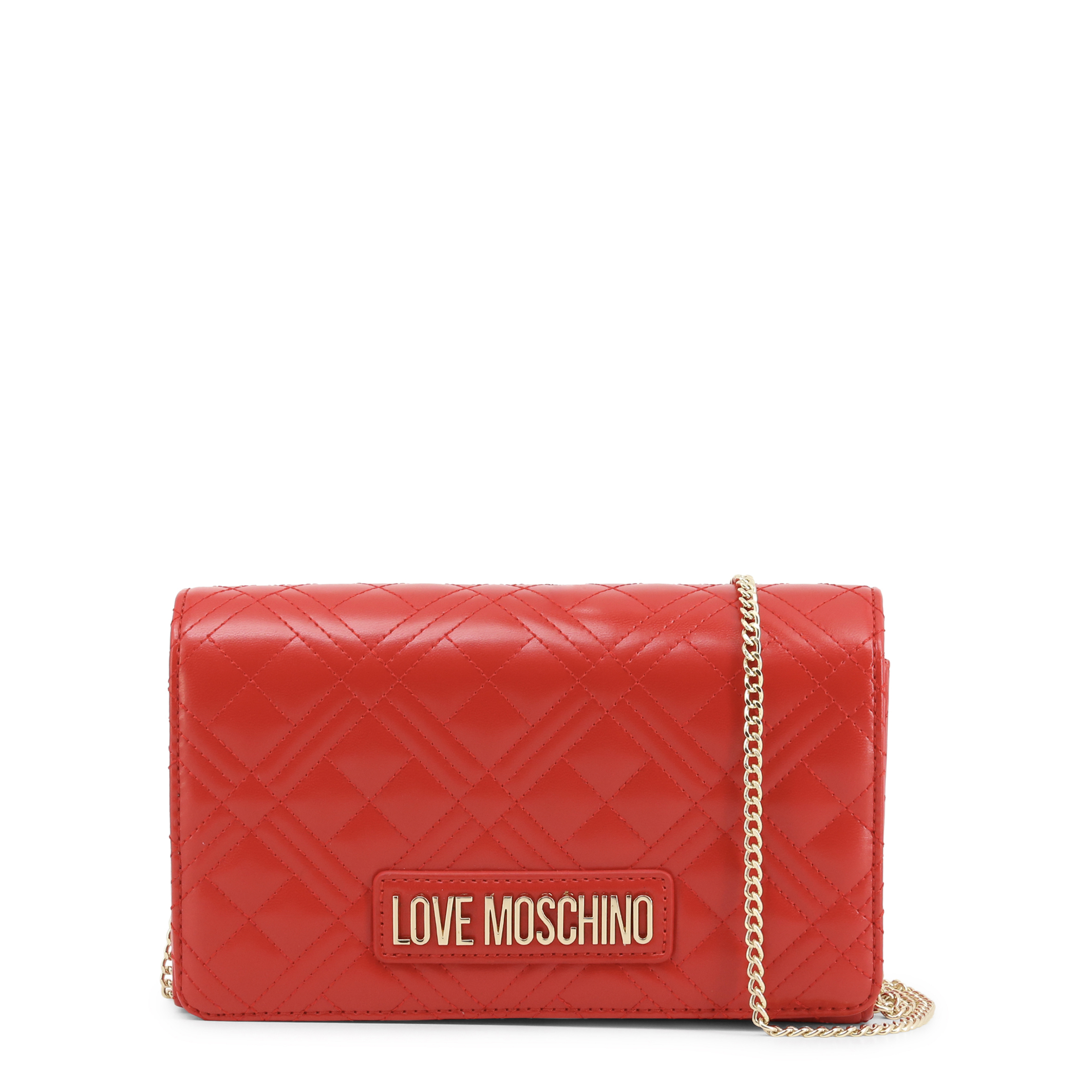 Pochettes  Love moschino JC4059PP1BLA_0500 red