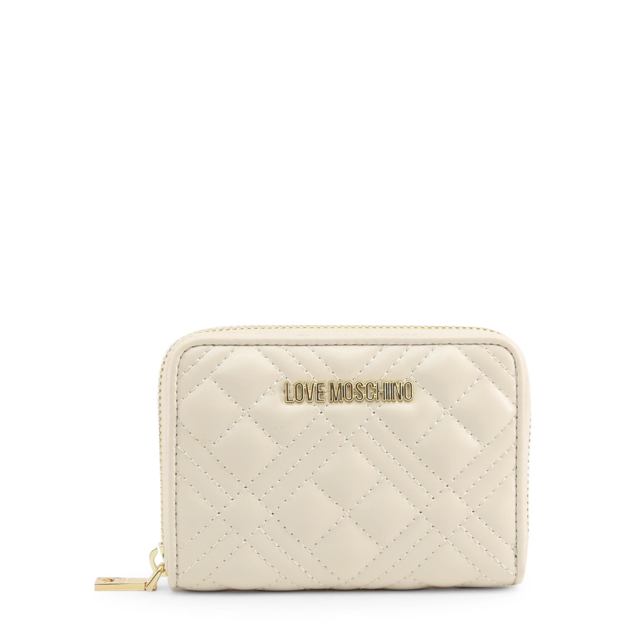 Portefeuilles / Porte-monnaie  Love moschino JC5602PP1BLA_0110 white
