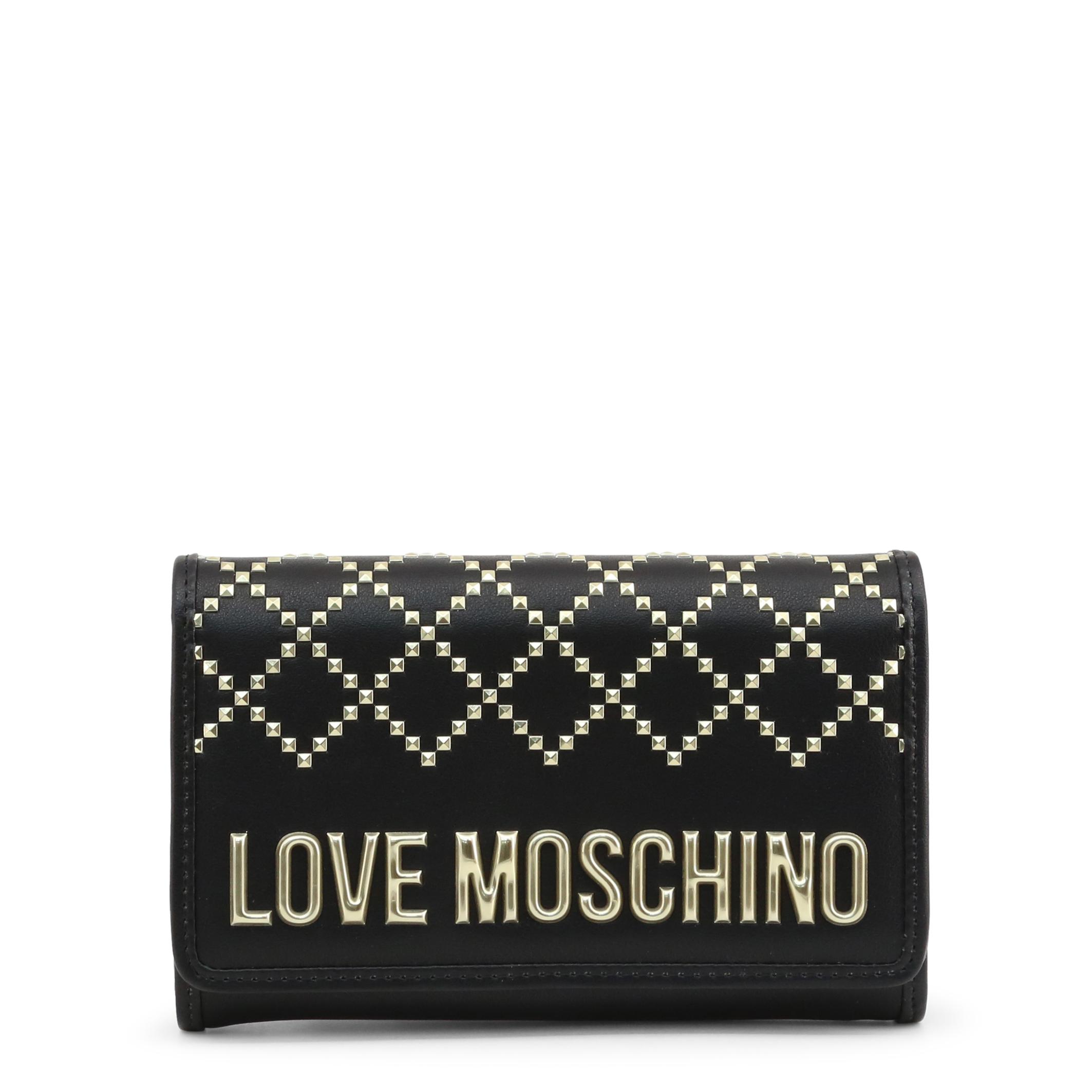 Portefeuilles / Porte-monnaie  Love moschino JC5621PP1BLG_0000 black