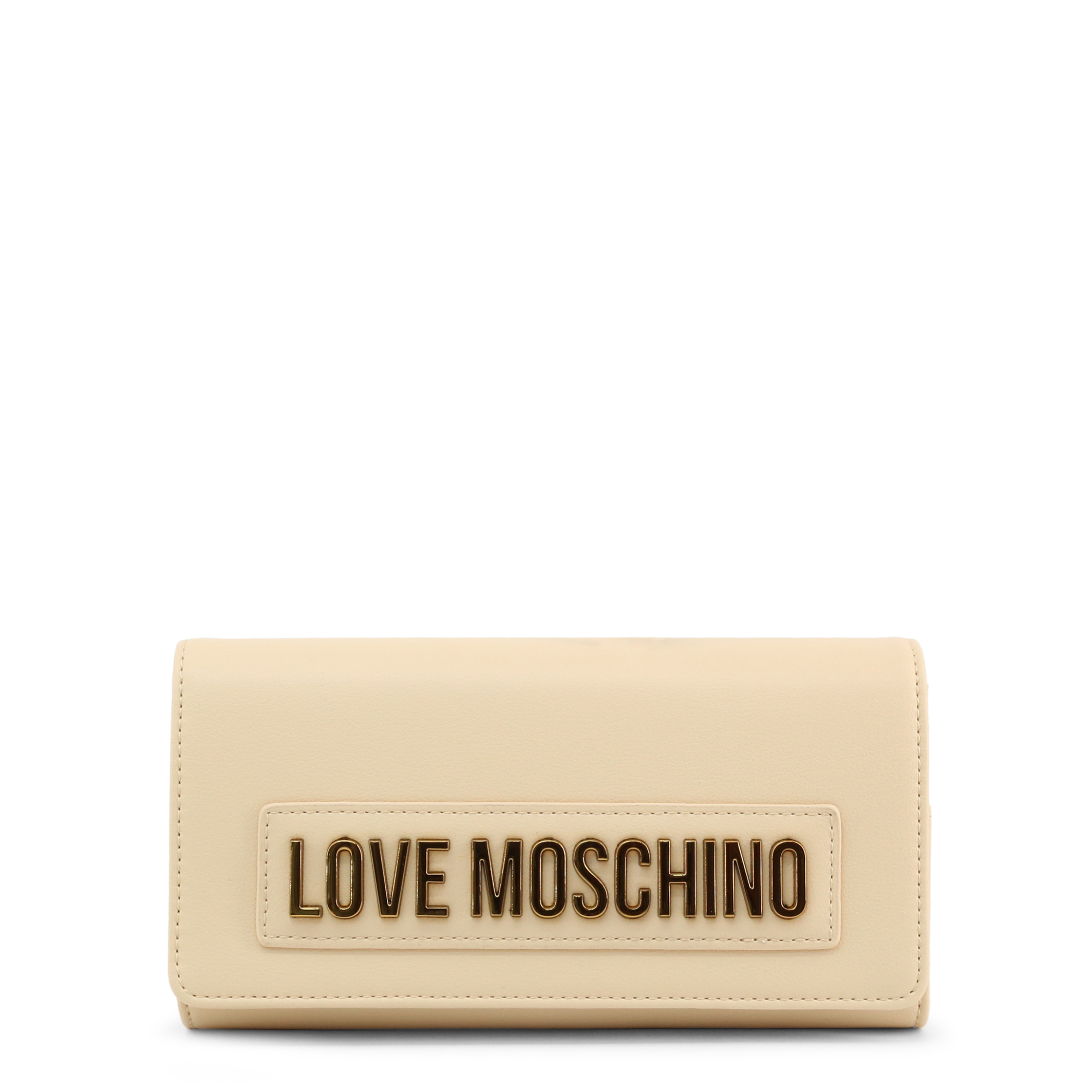 Portefeuilles / Porte-monnaie  Love moschino JC5625PP1BLK brown