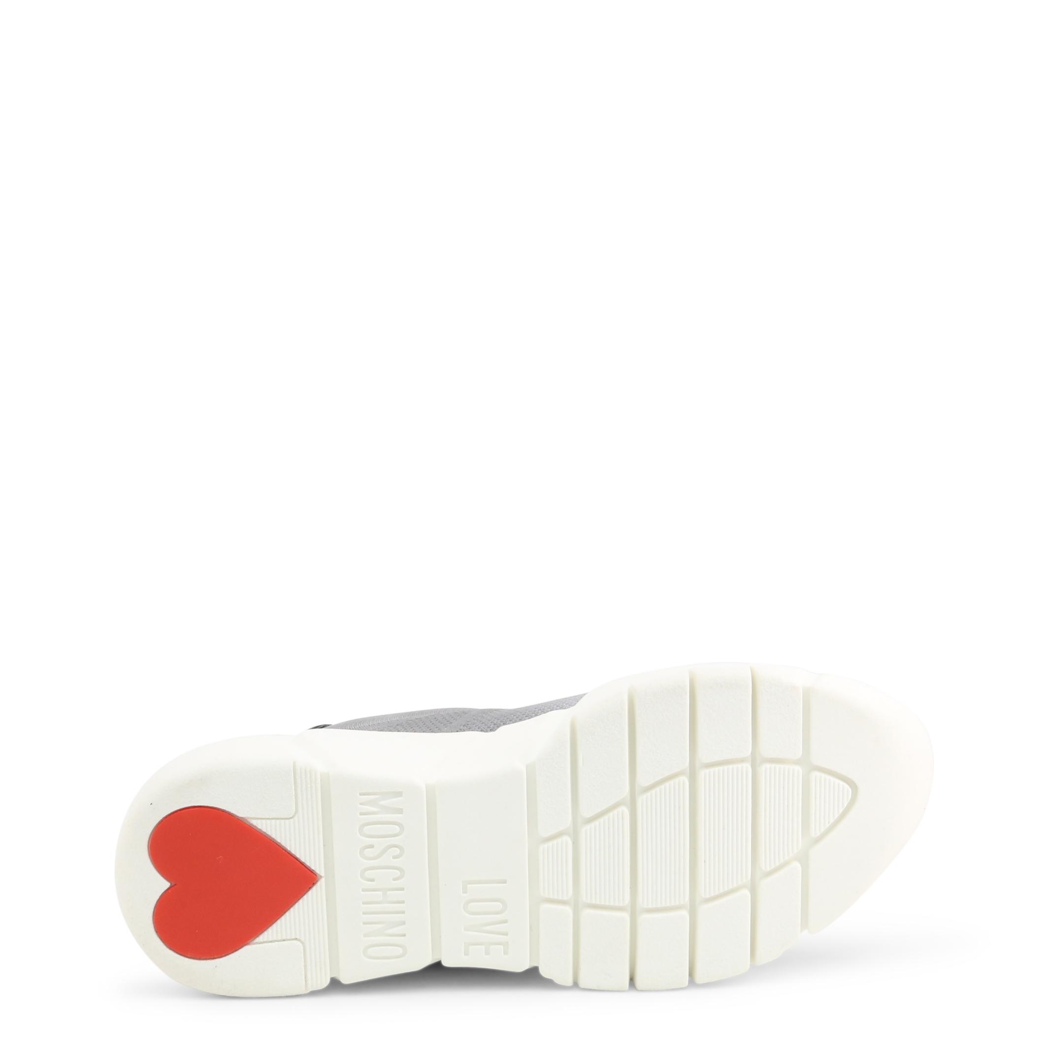 Baskets / Sneakers  Love moschino JA15123G1BIQ_100A grey