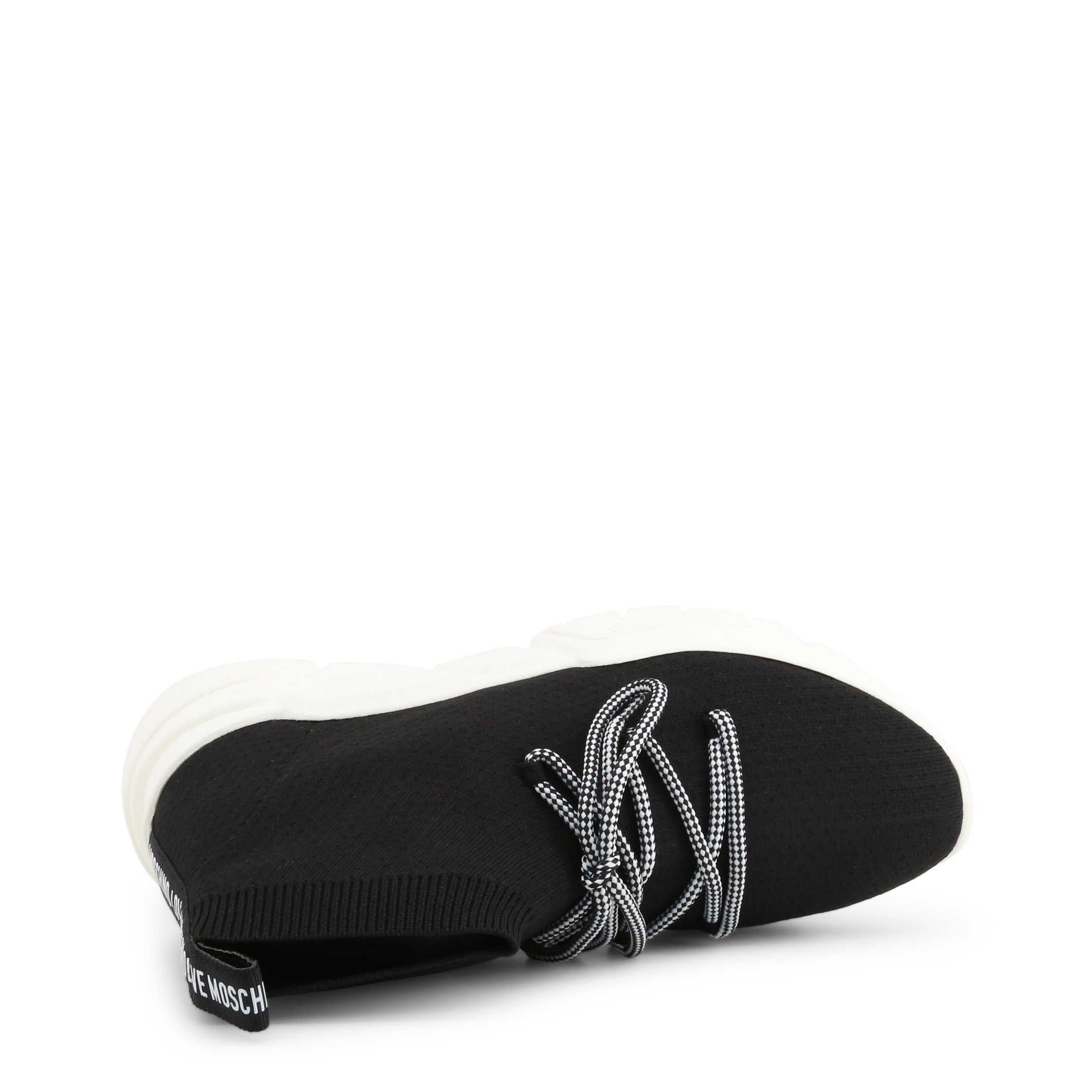 Baskets / Sneakers  Love moschino JA15143G1BIQ_0000 black