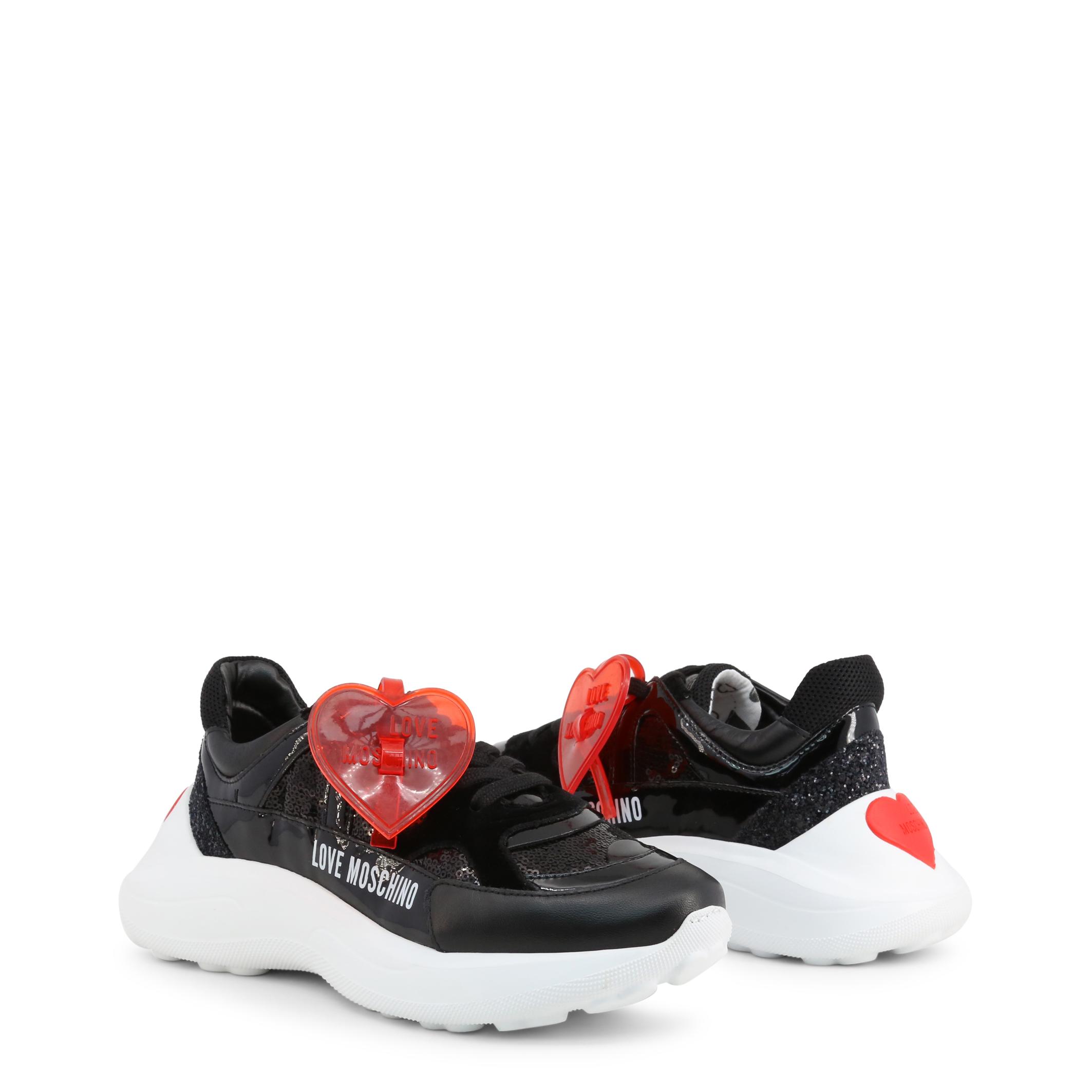 Baskets / Sneakers  Love moschino JA15196G1BIL_200A black