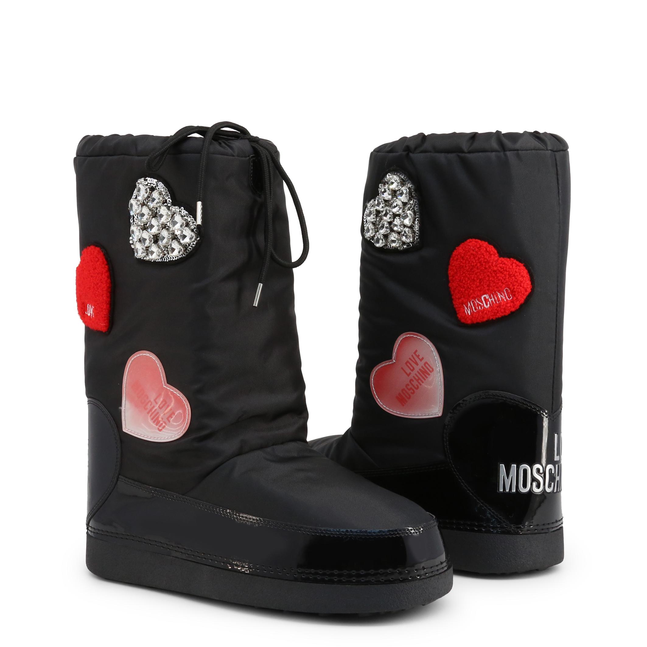 Chaussures  Love moschino JA24062G1BIU_2000 black