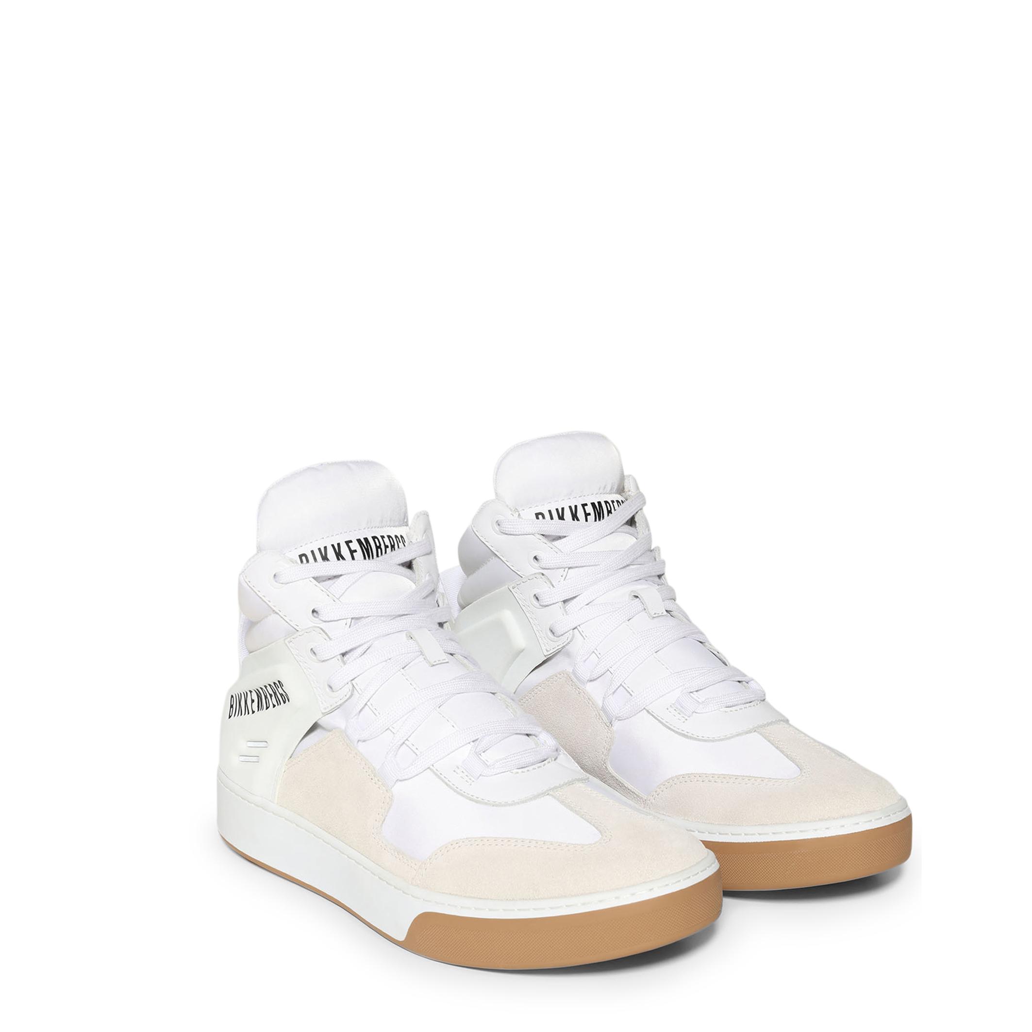 Baskets / Sport  Bikkembergs BALKAN_B4BKM0038_100 white
