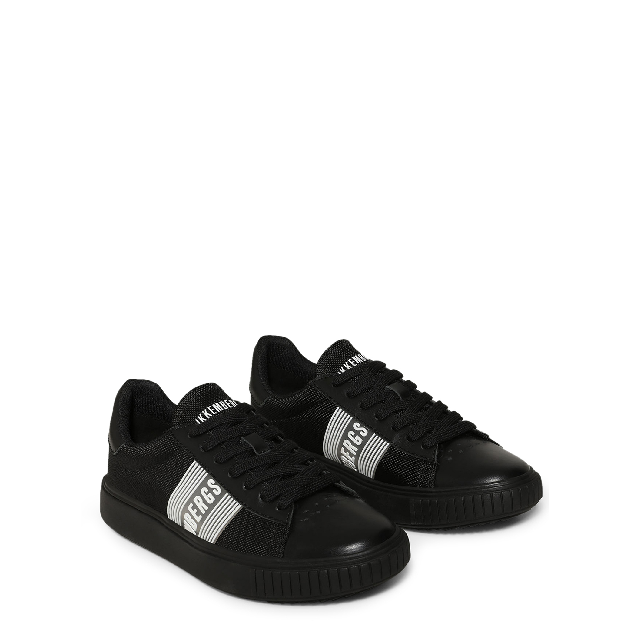Baskets / Sneakers  Bikkembergs CLARION_B4BKW0038_001 black