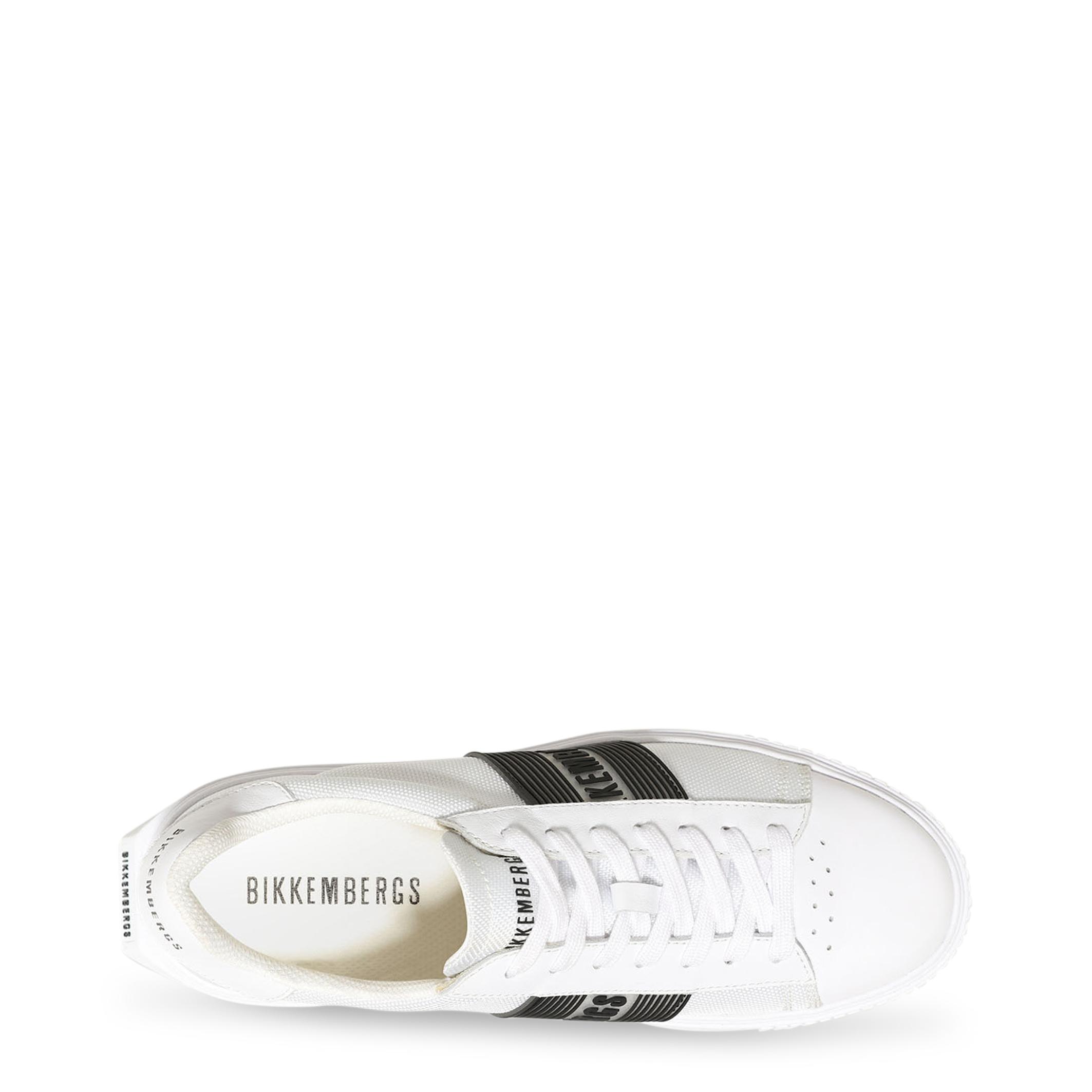 Baskets / Sport  Bikkembergs CESAN_B4BKM0027_100 white
