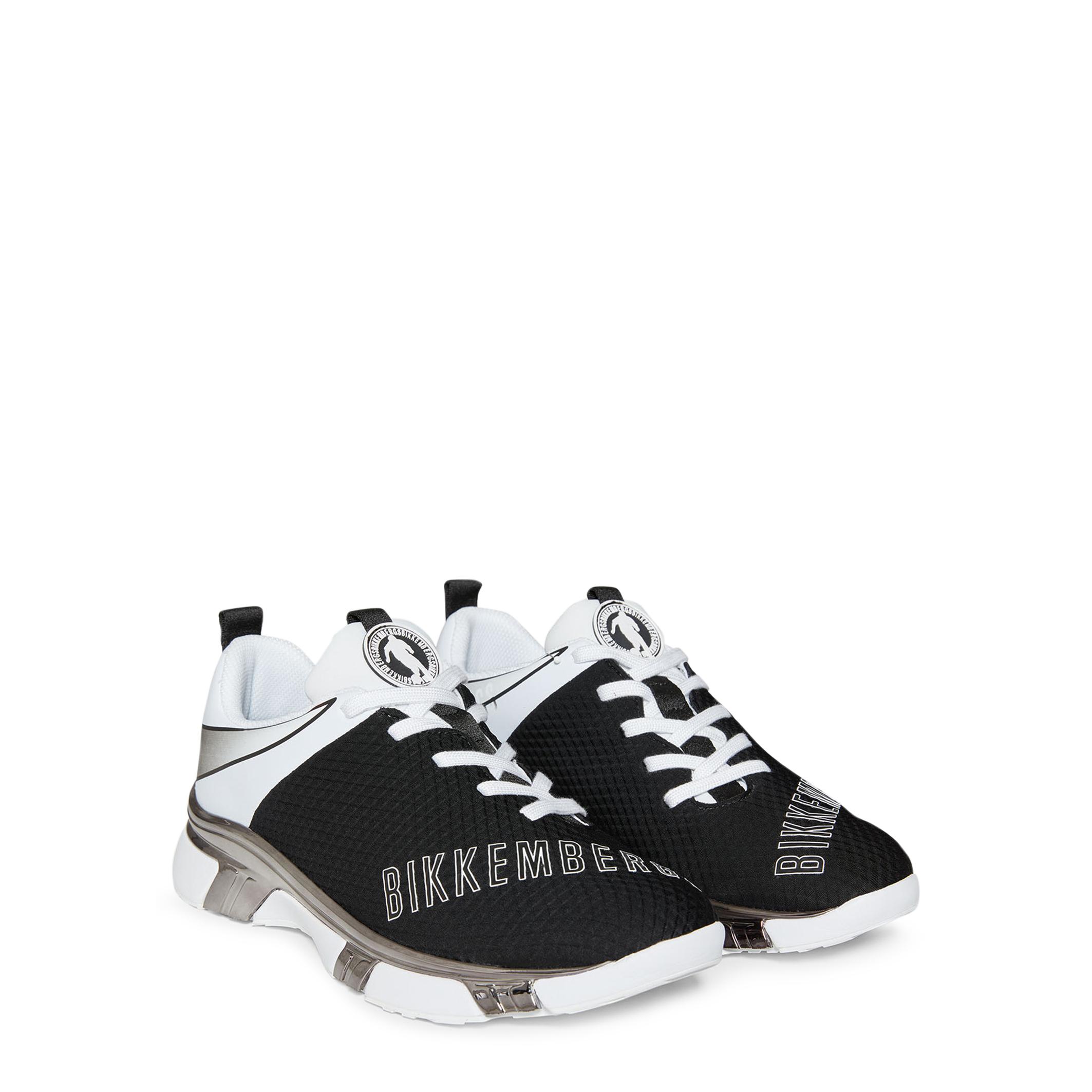 Baskets / Sport  Bikkembergs KADEM_B4BKM0047_100 white